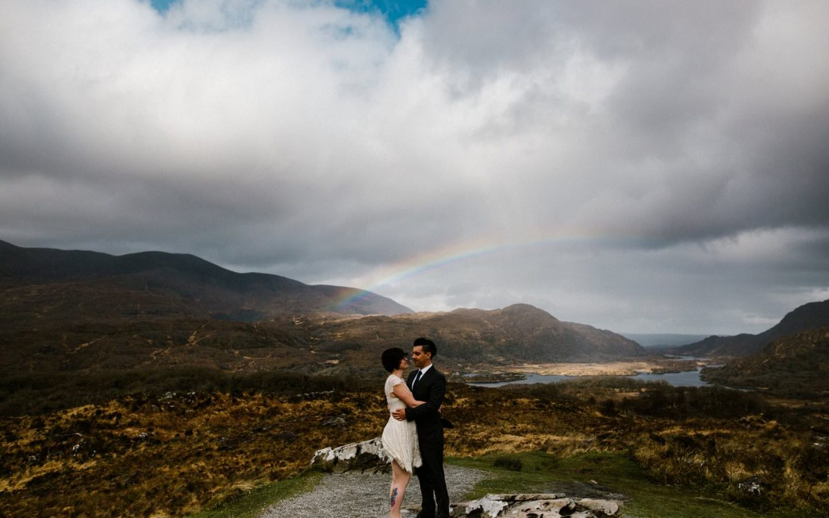 Elopement Photography Ireland | Amy and Topher