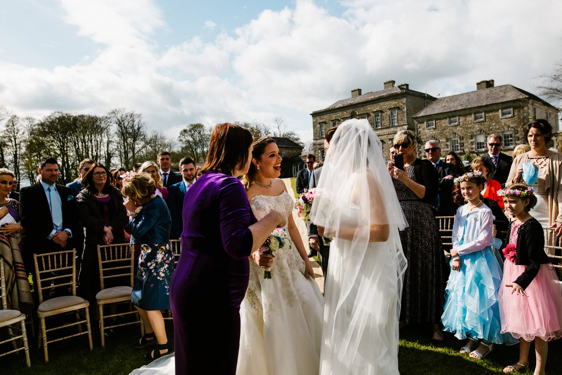 alternative wedding photographer ireland