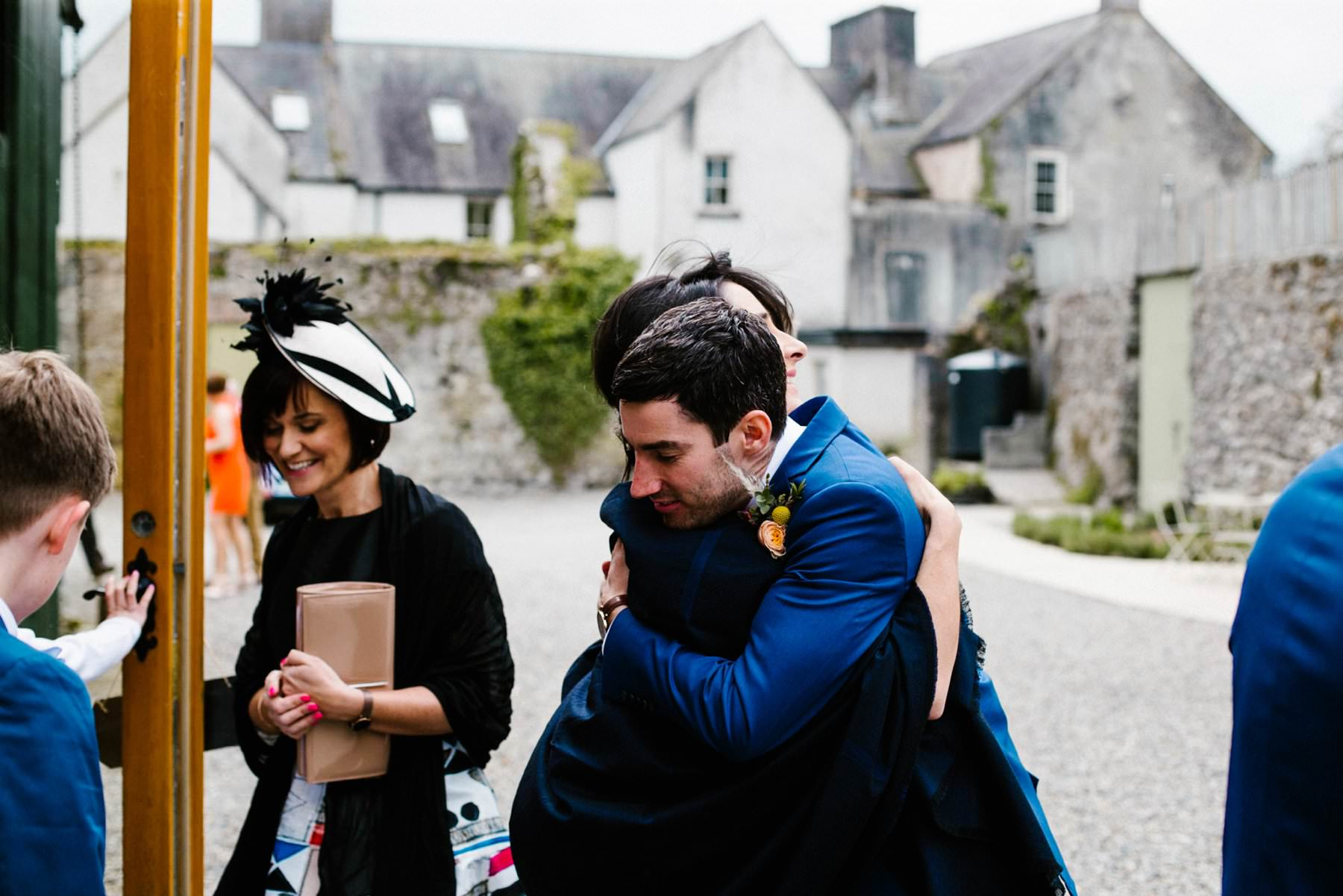 alternative wedding photography ireland