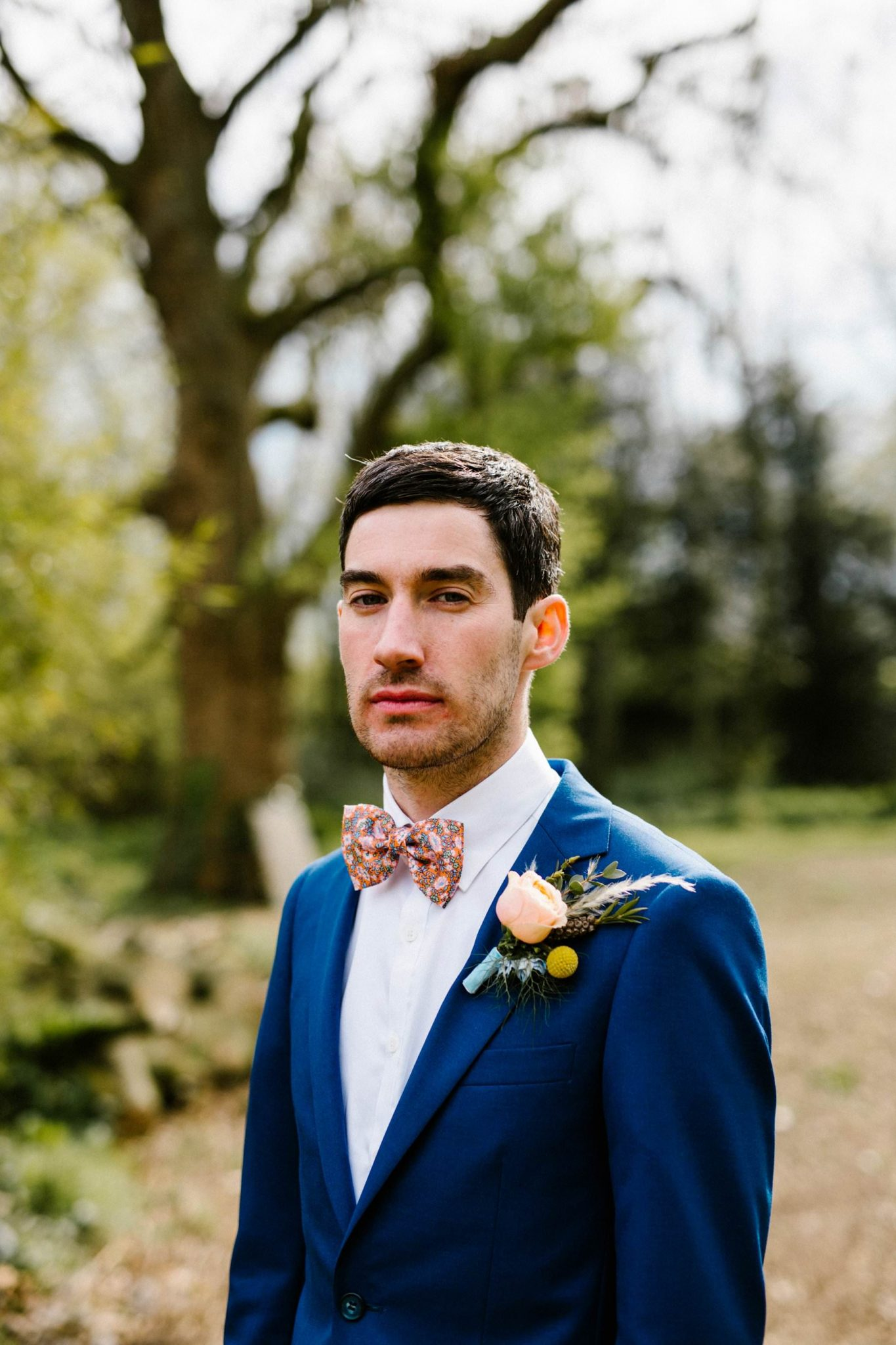 groom portrait wedding photography ireland