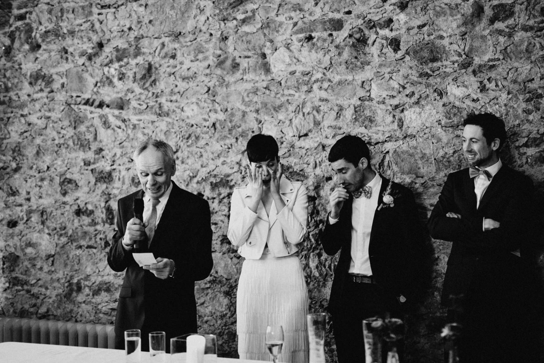 emotional speeches wedding photography irealnd