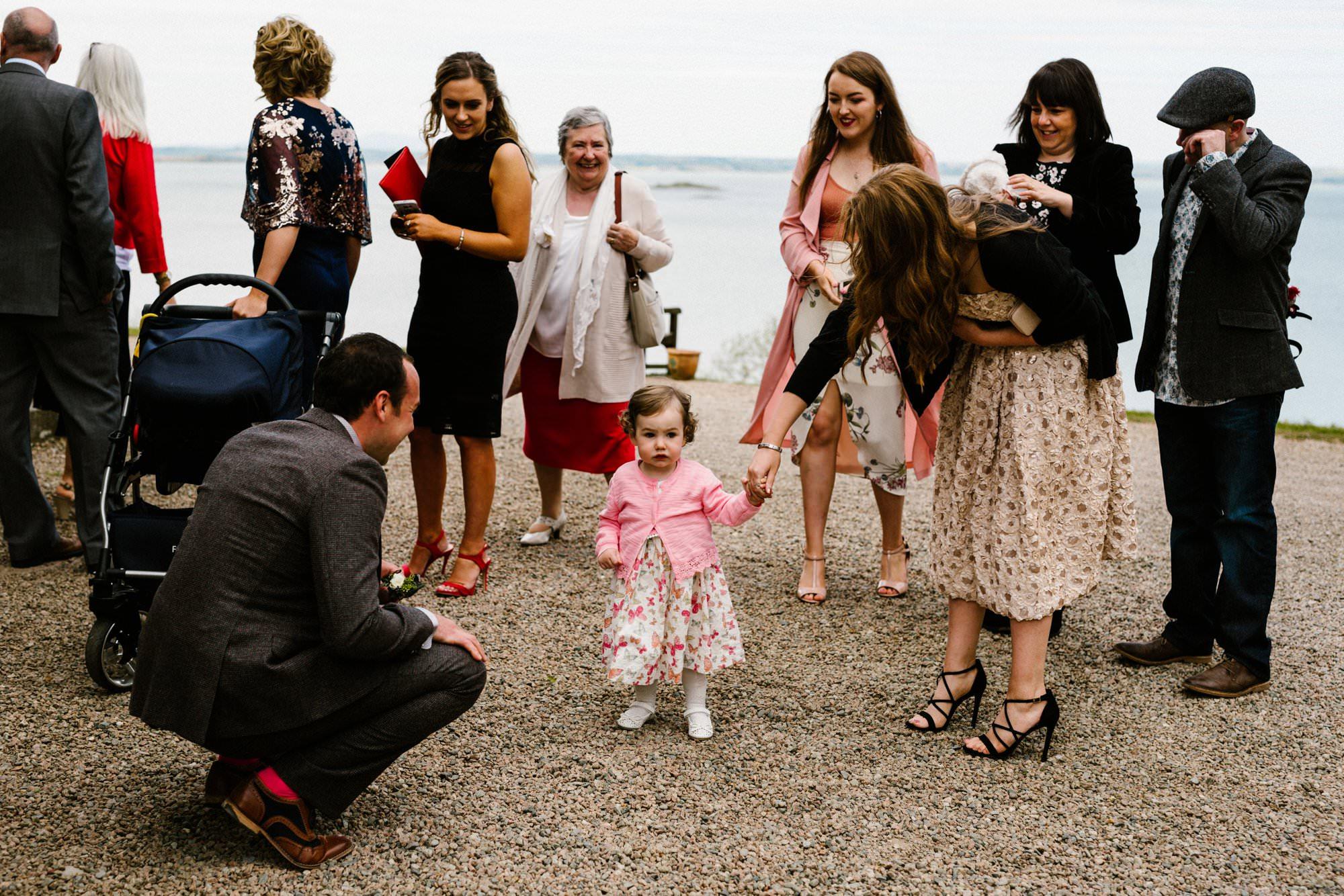 mount stewart wedding photographer