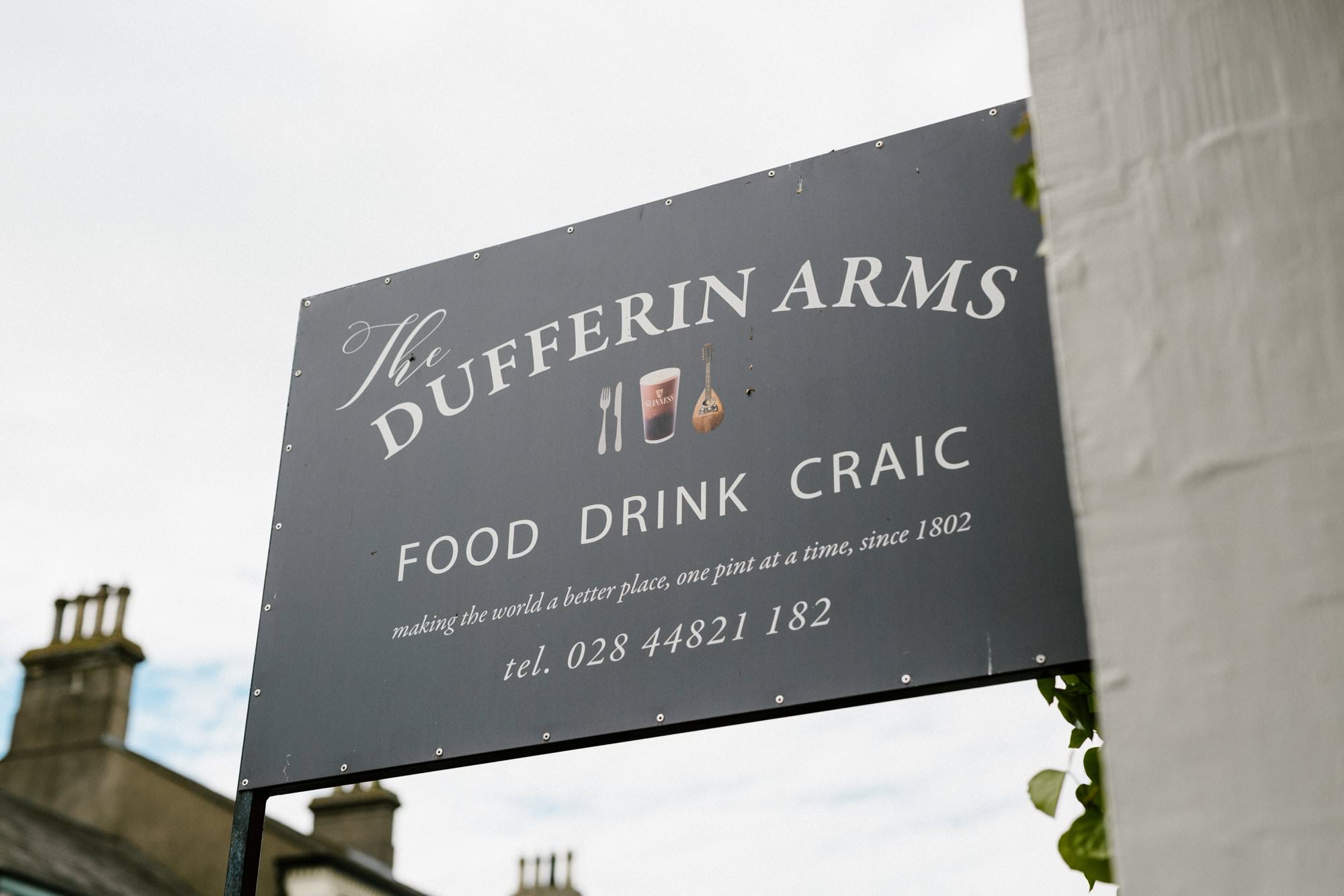 dufferin arms killyleagh wedding photographer northern ireland