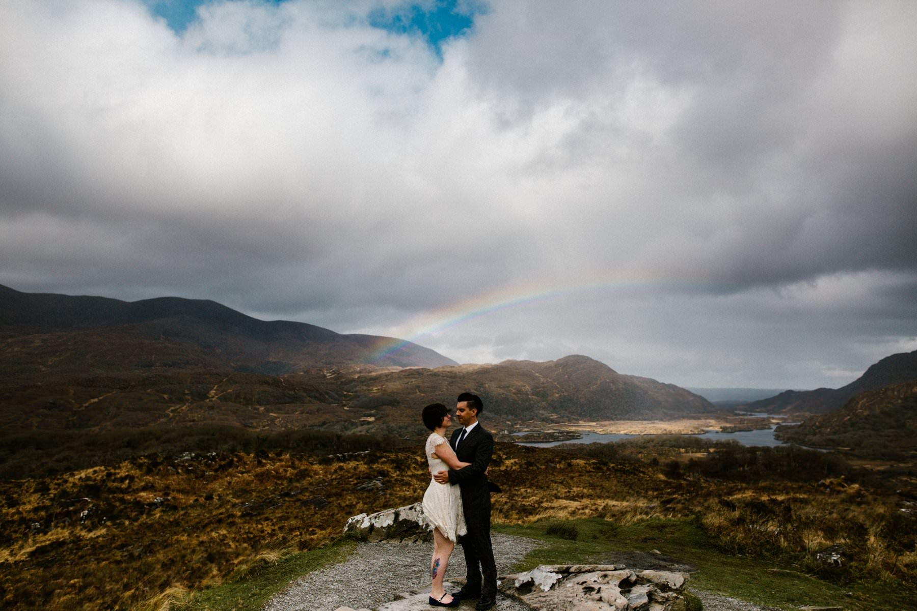 lgbt elopement photography ireland