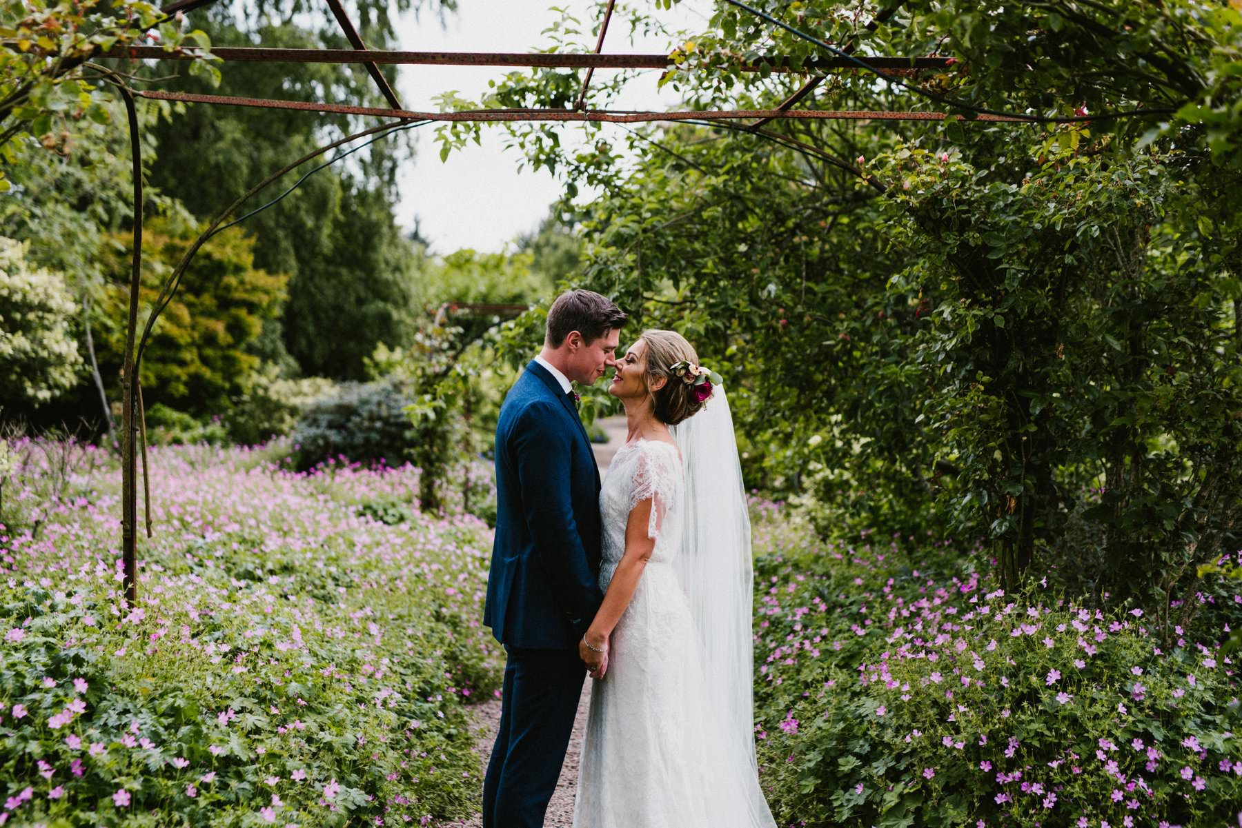 larchfield estate wedding photographer