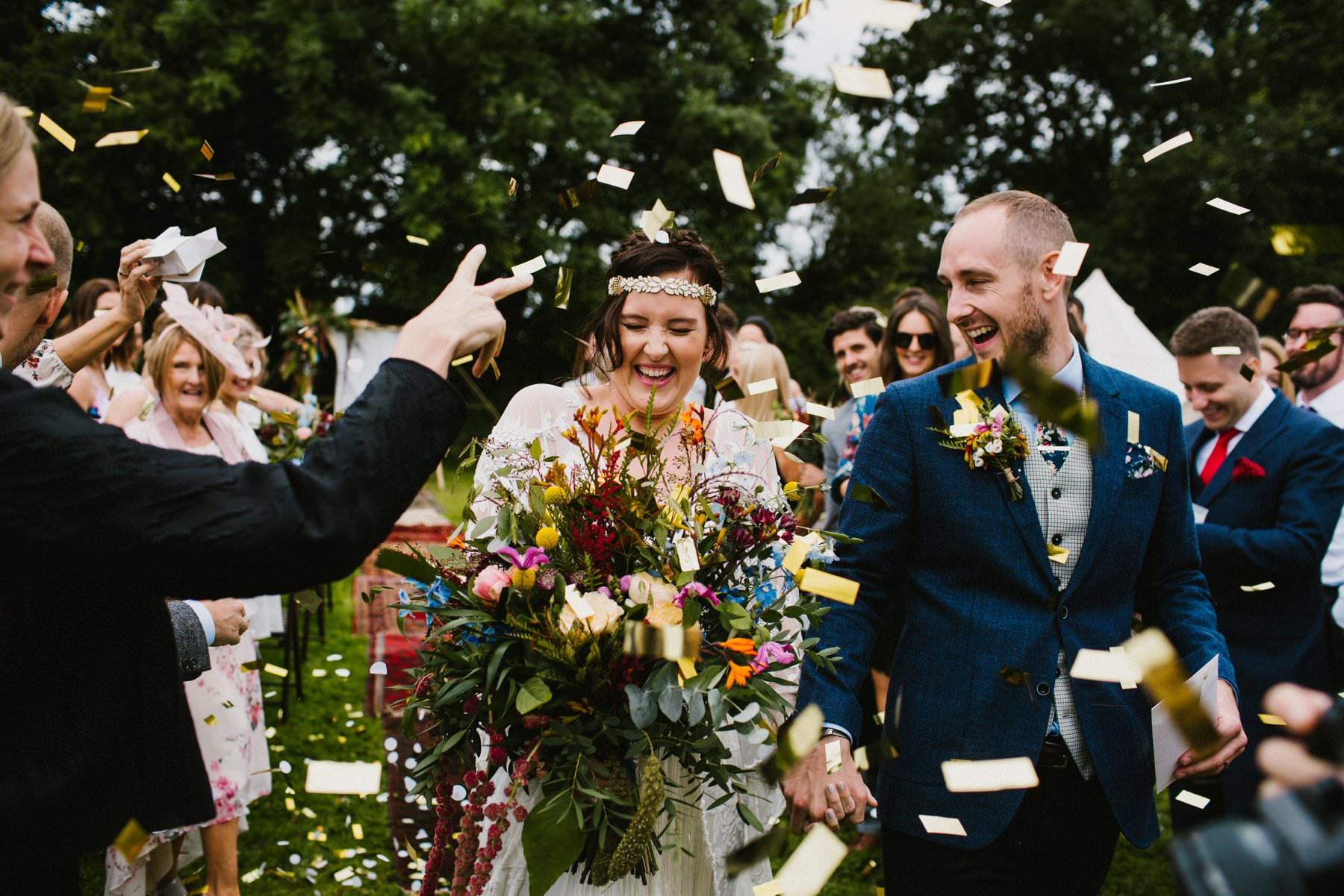 confetti wedding photography norfolk