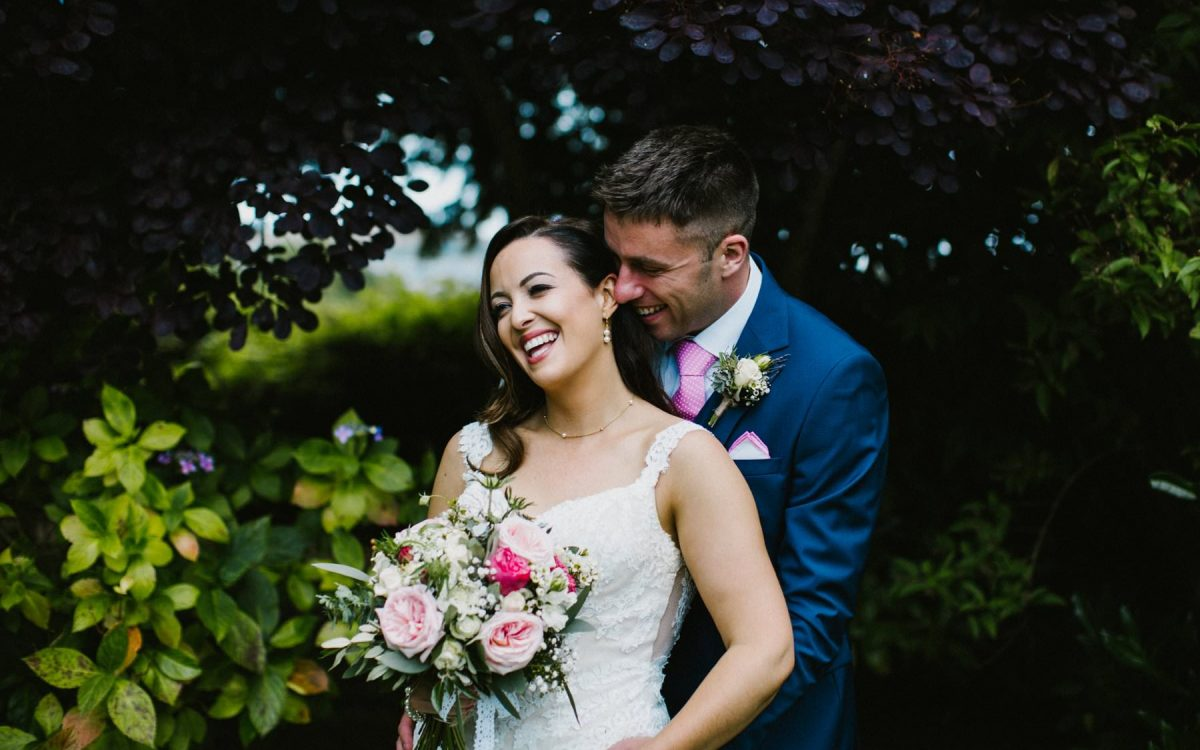Wedding Photographer Ireland | Brian and Katie
