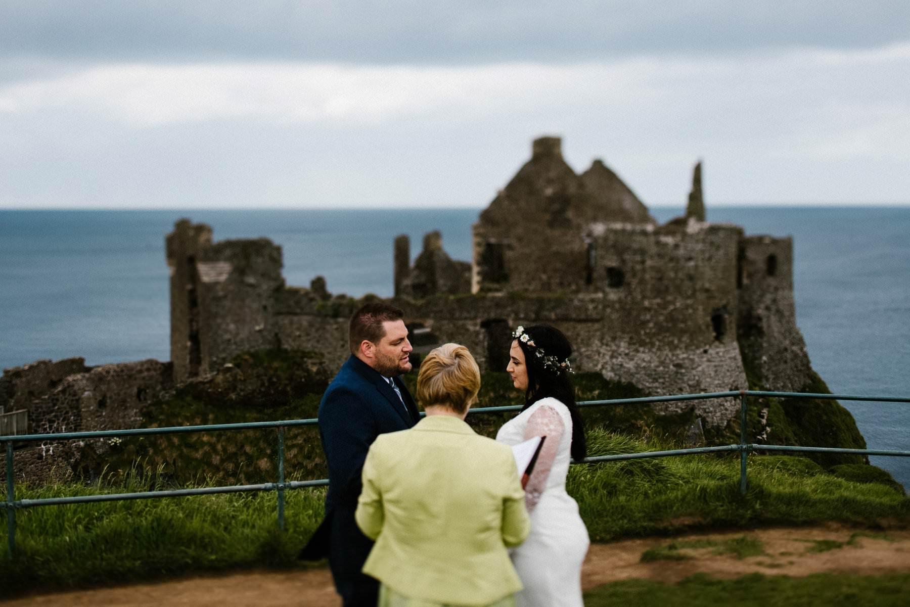 destination elopement photography ireland
