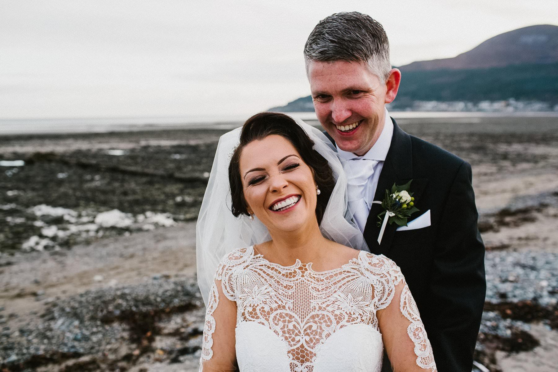 slieve donard wedding photography