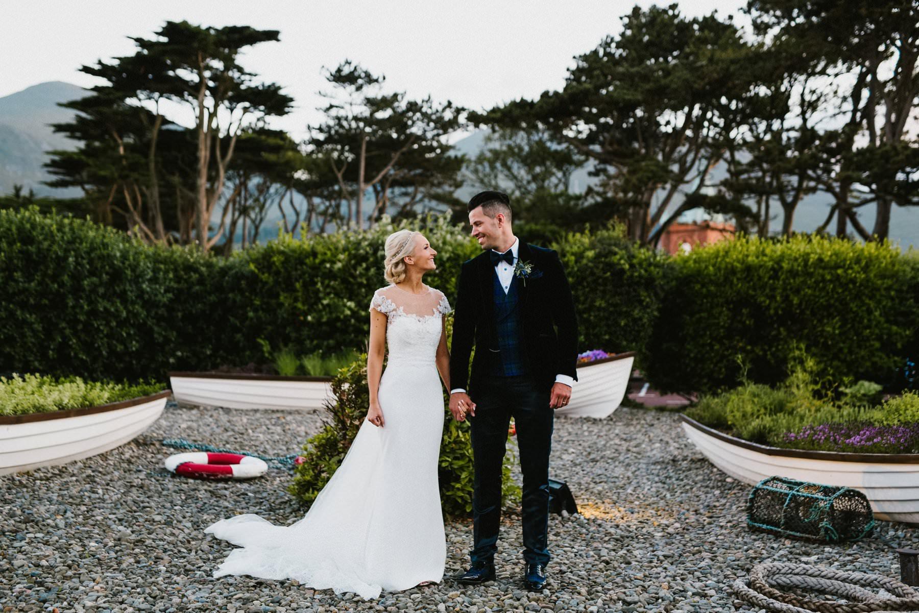 slieve donard wedding photographer