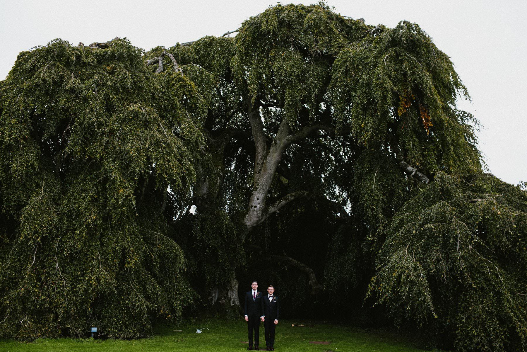 same sex wedding photography bellinter house ireland