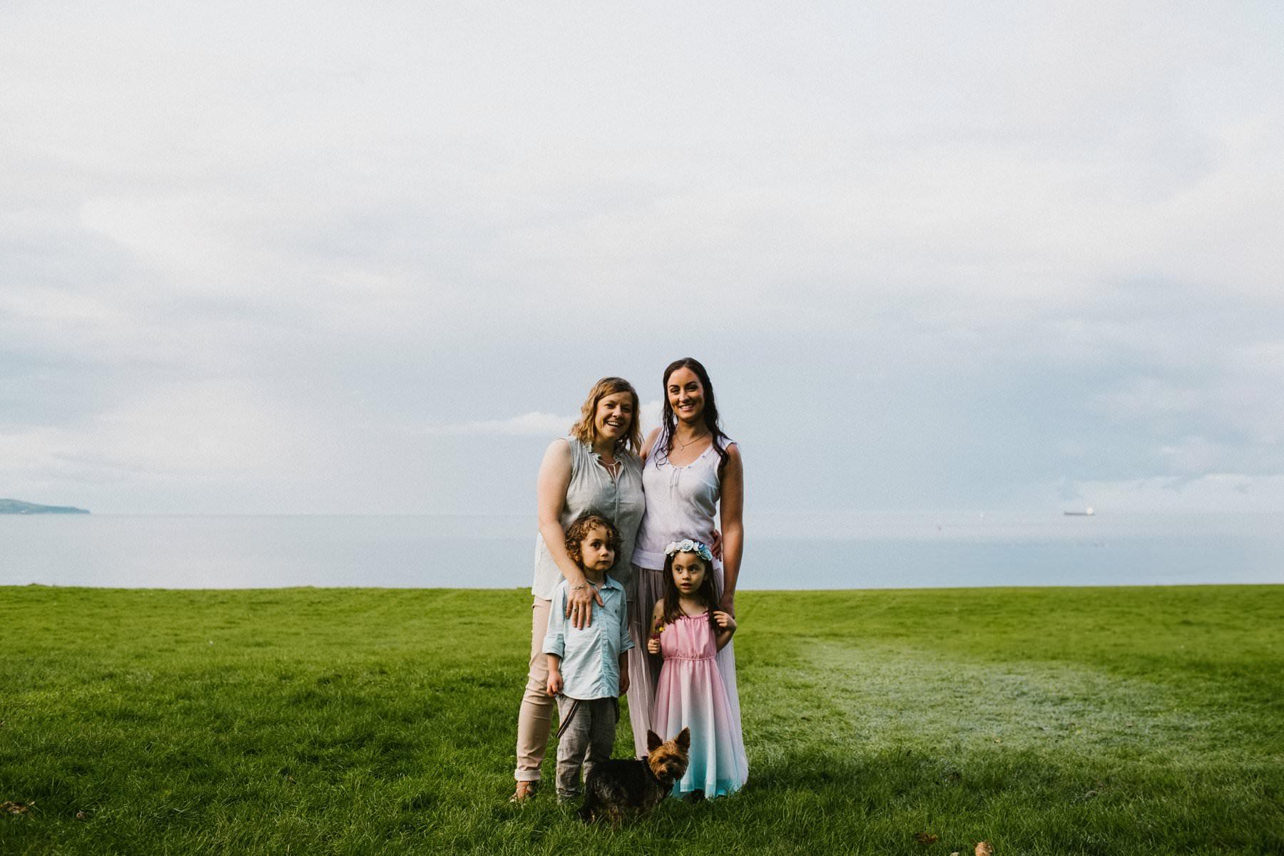 same sex family photography ireland