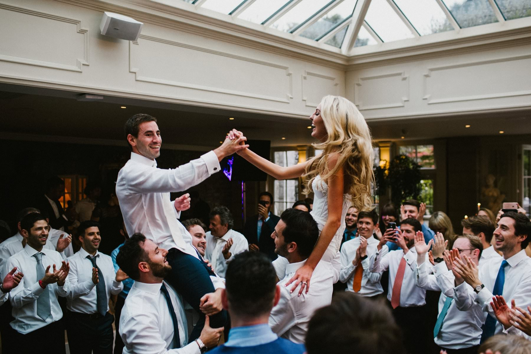 jewish wedding at Tankardstown House