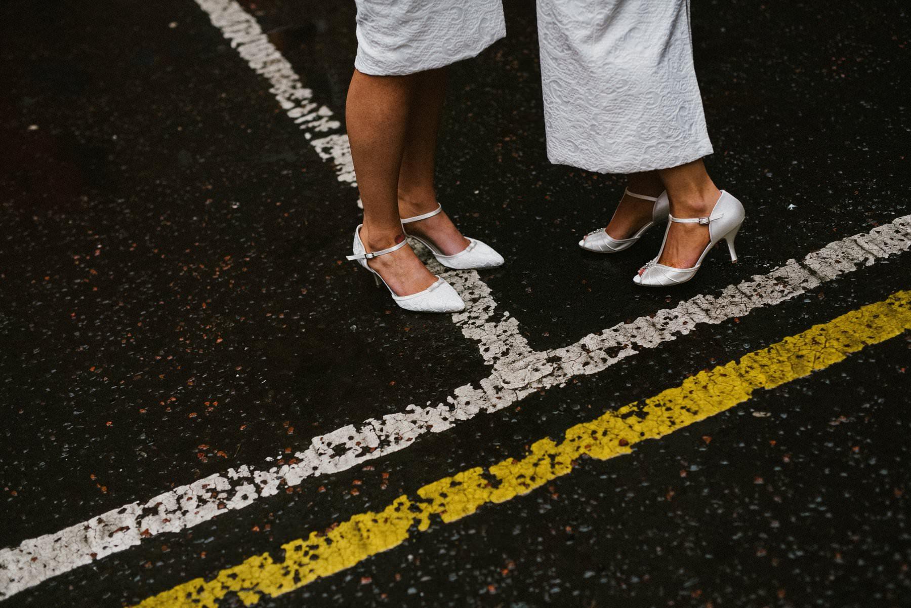 two brides wedding photography northern ireland