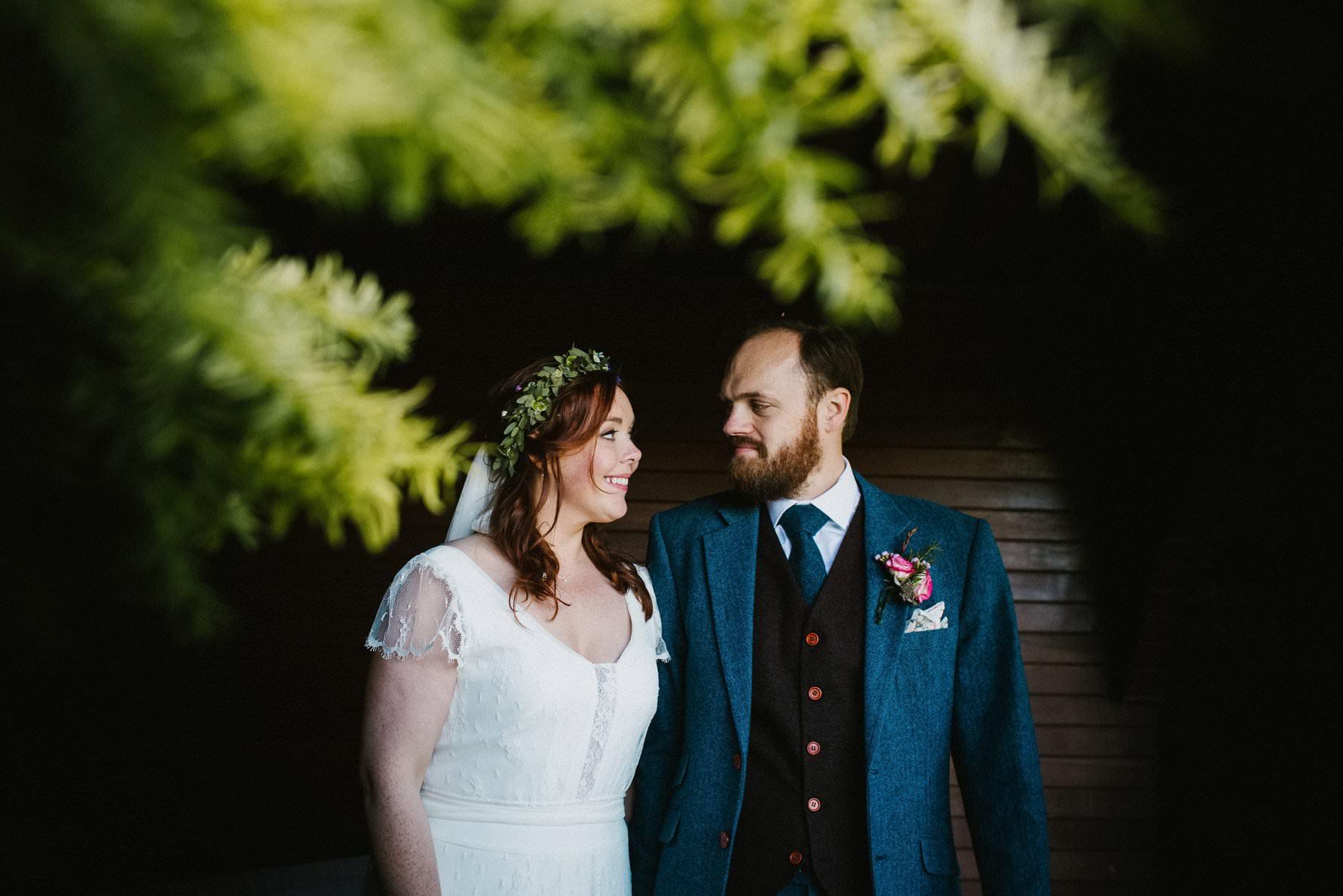wedding photographer walled gardens belfast