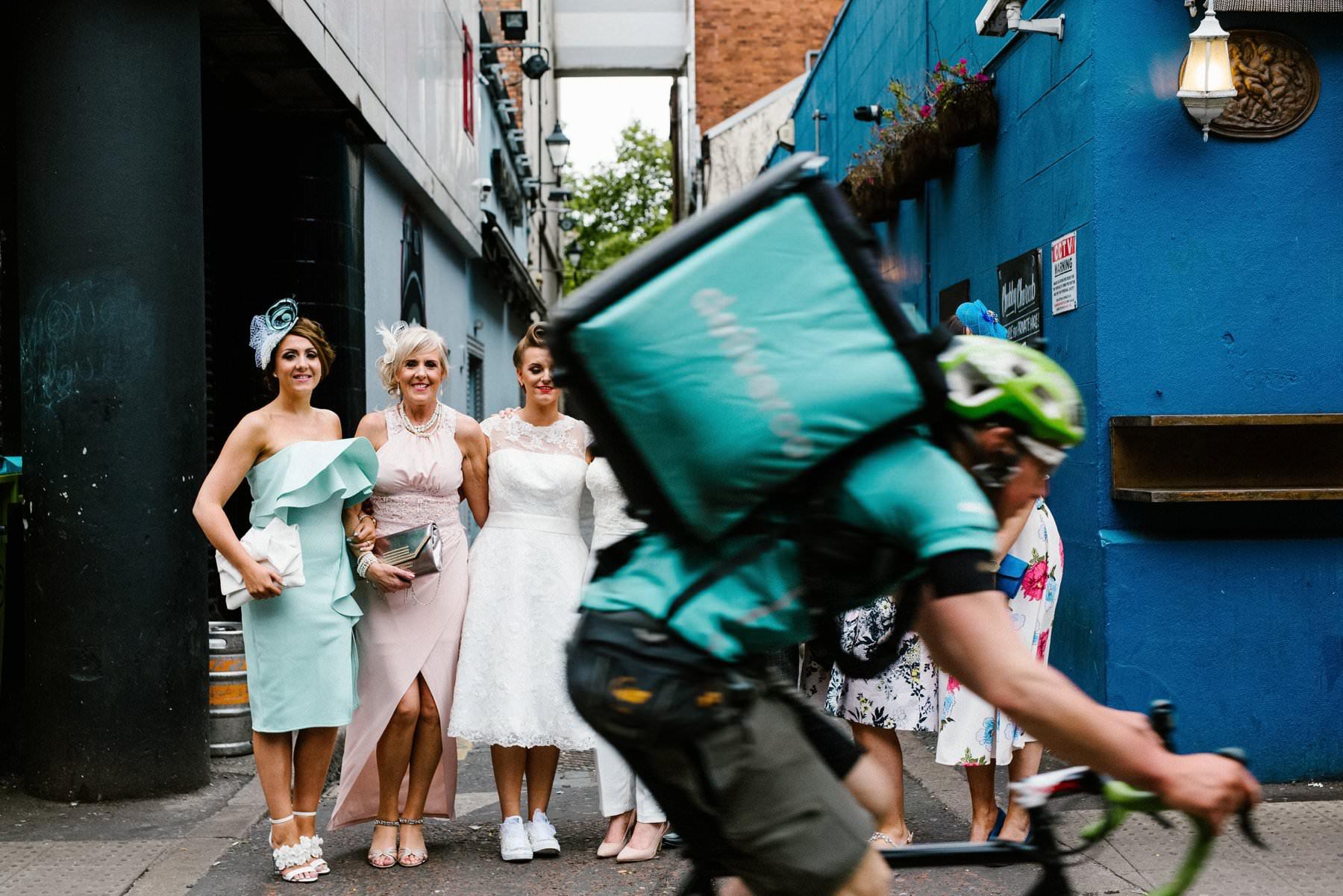 belfast city wedding photography