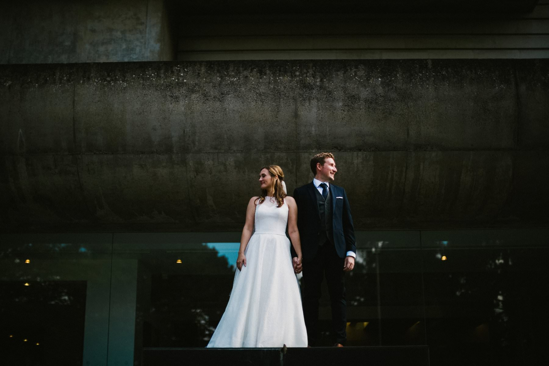 Ulster museum wedding photography