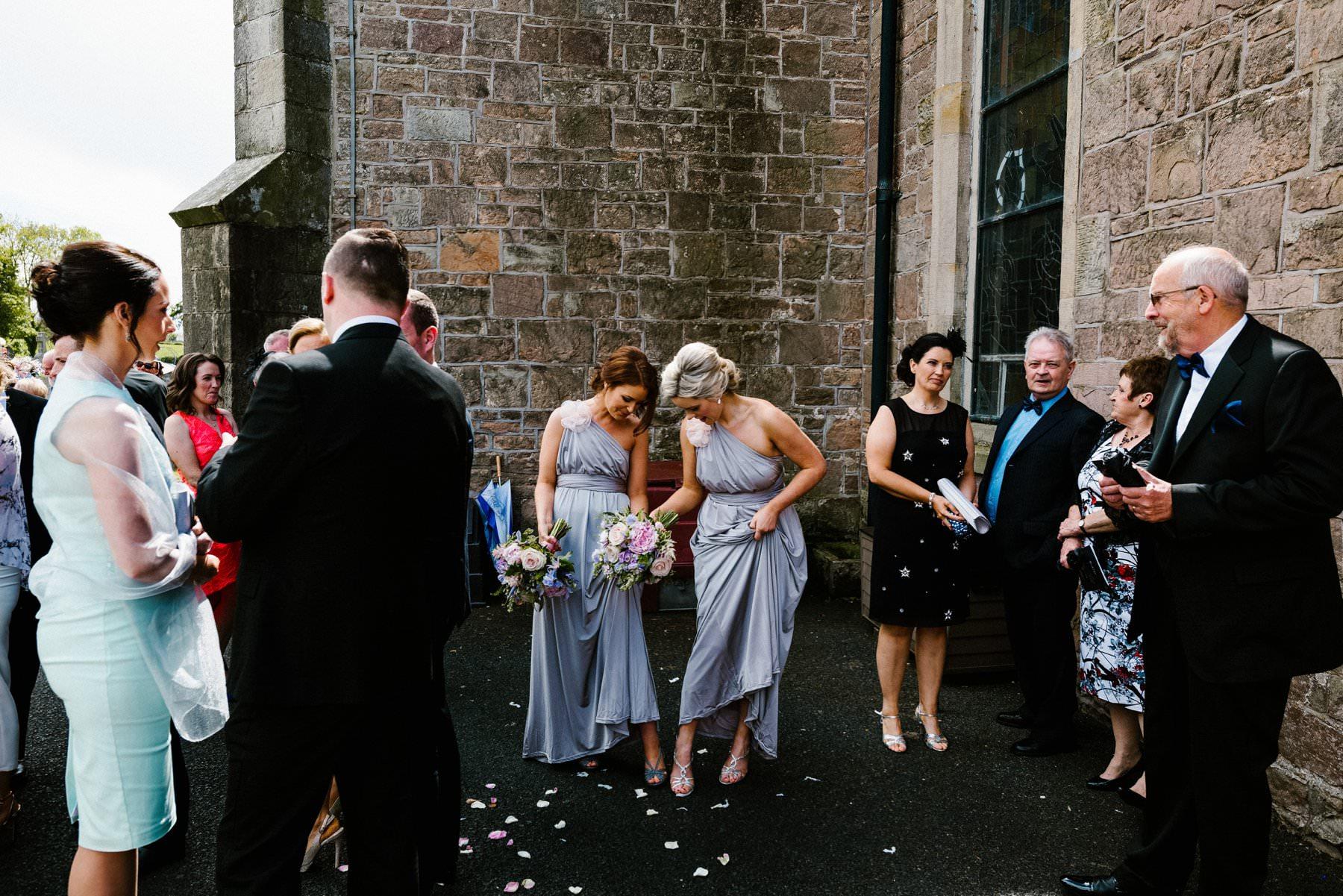 county tyrone wedding photography
