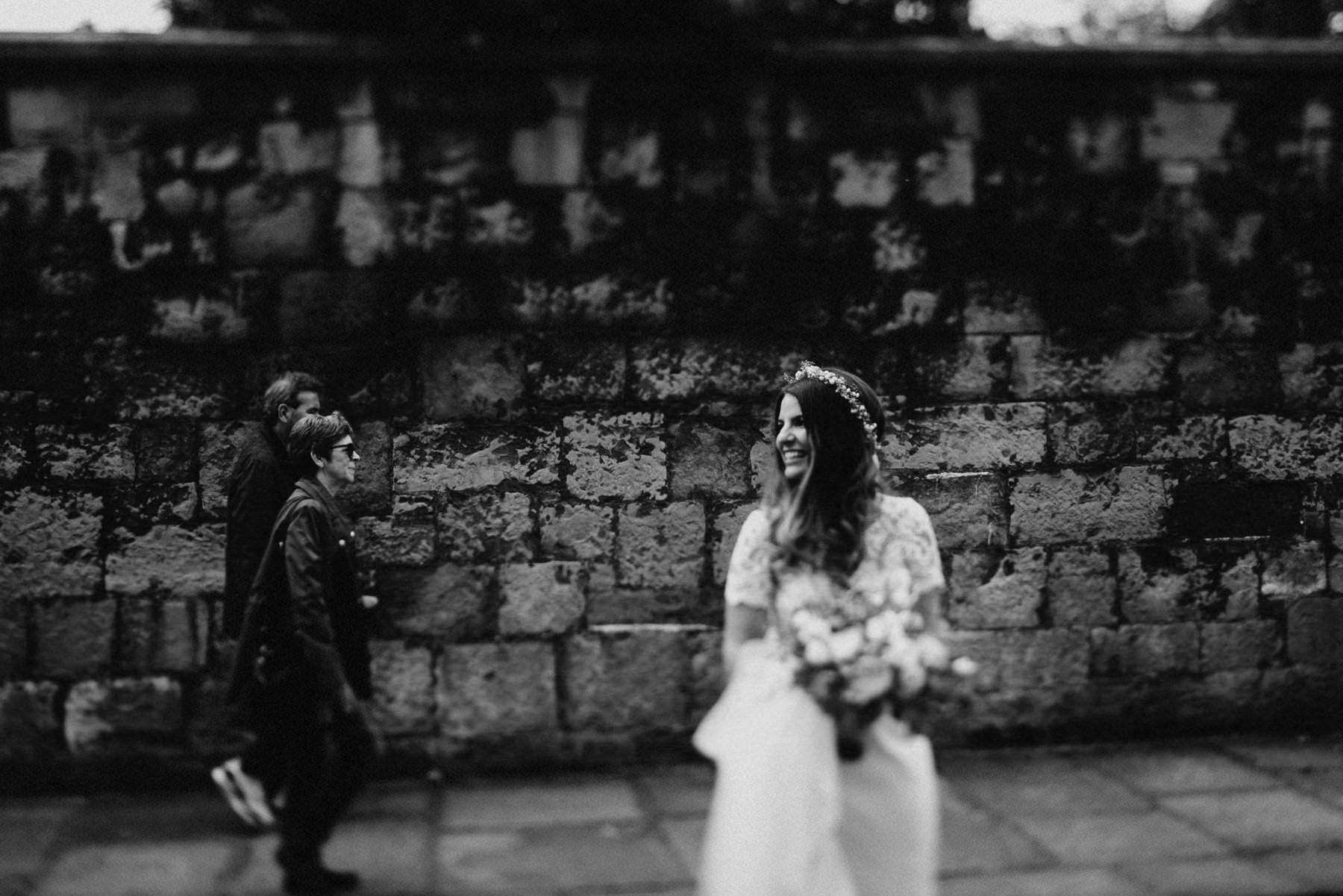 real city wedding photography