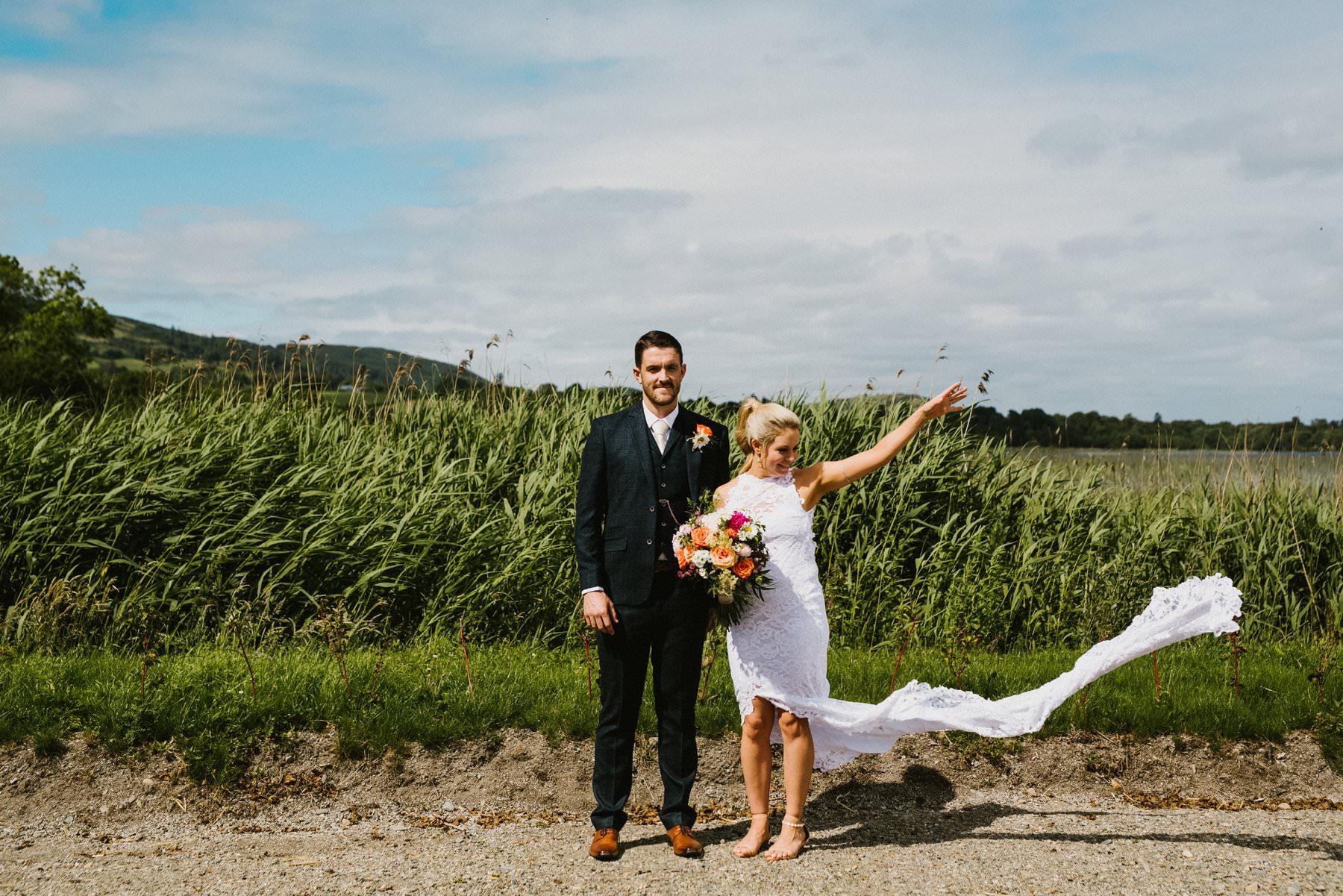 what weddings in ireland look like