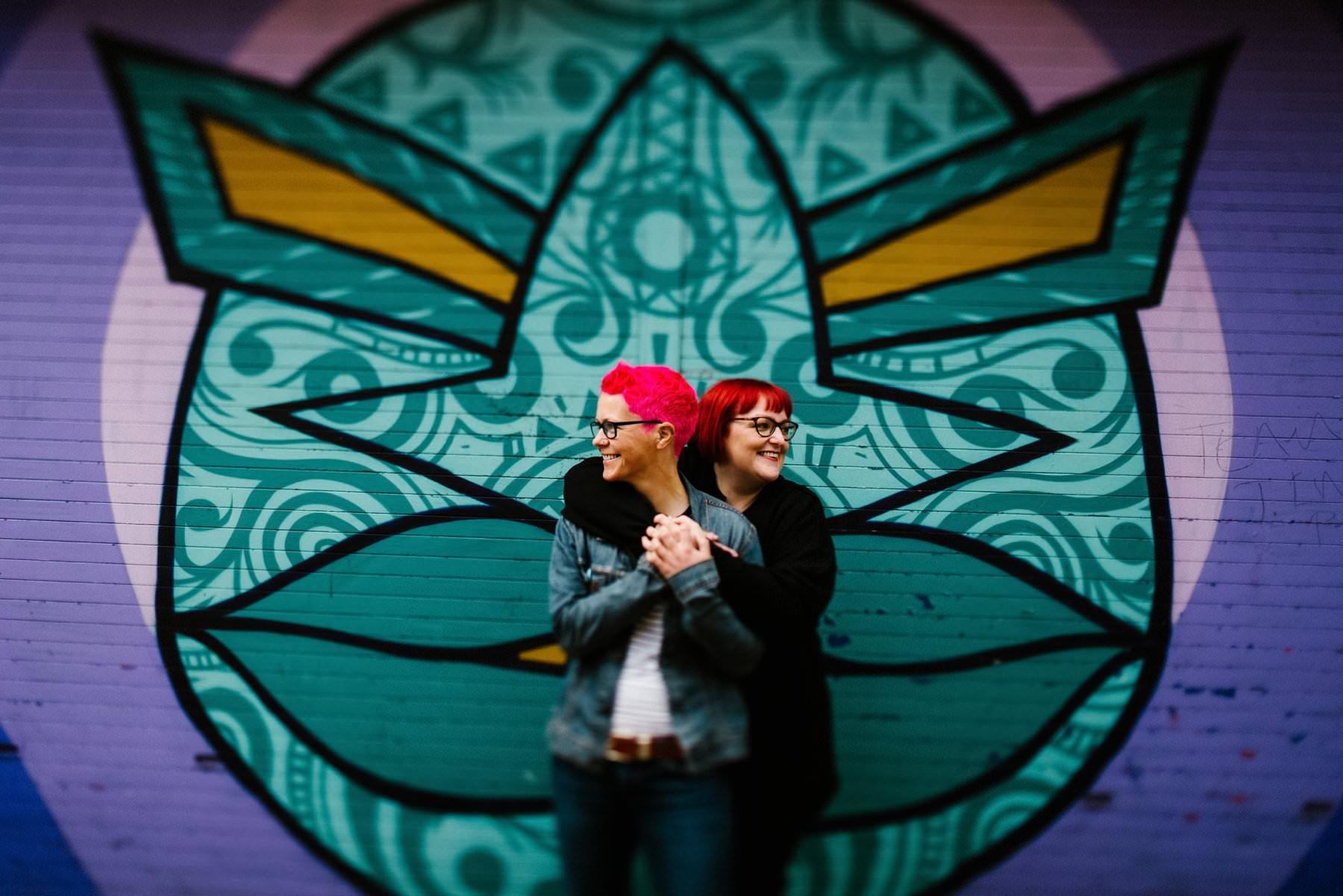 same sex engagement photography northern ireland