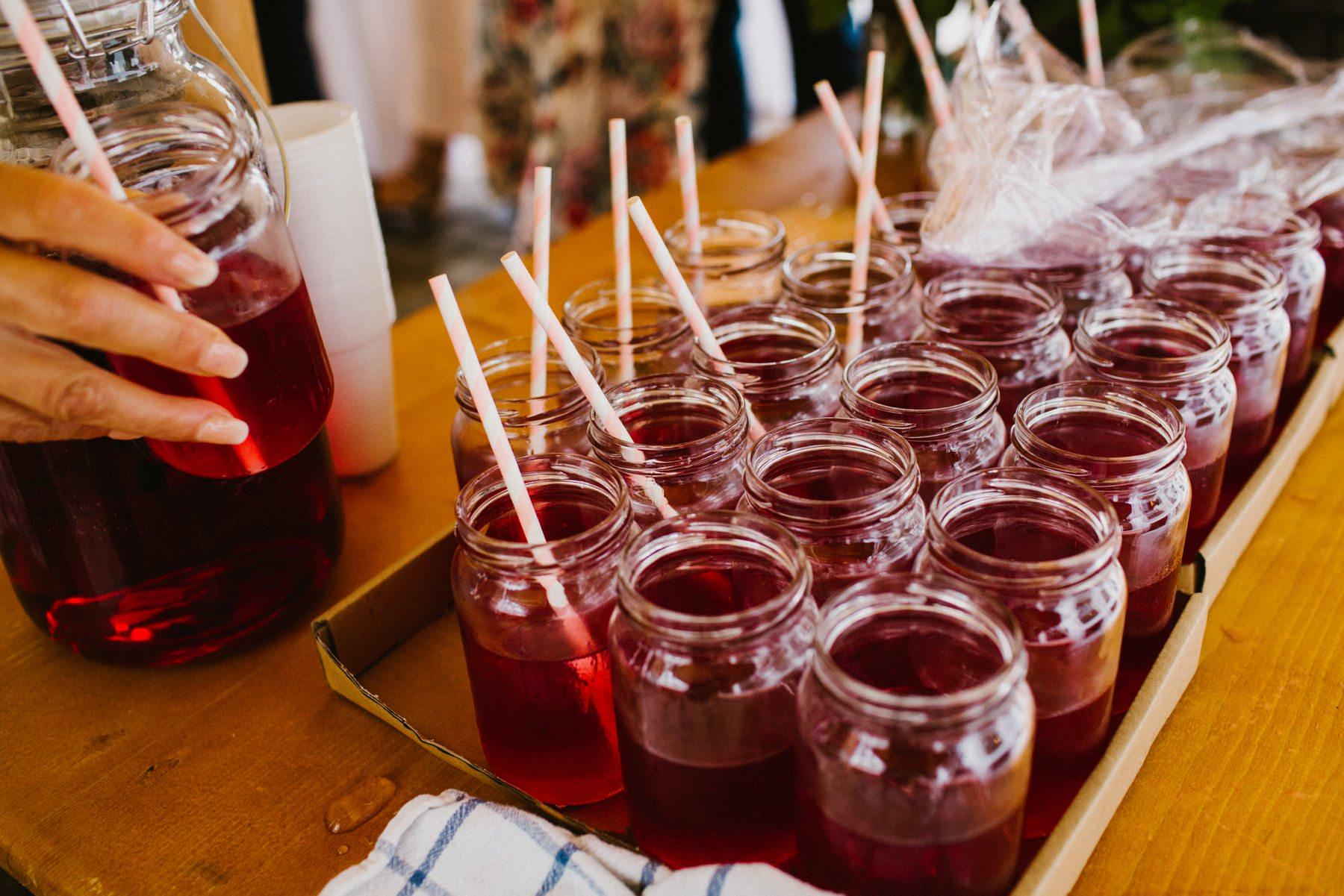rustic cocktails, wedding photographer northern ireland