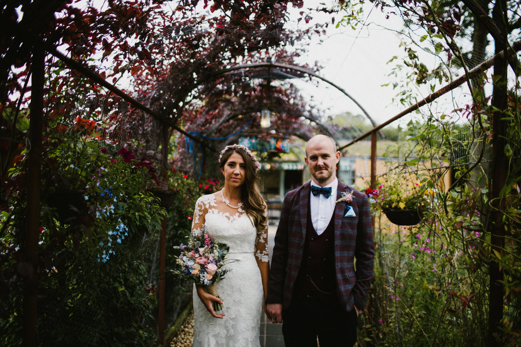 creative wedding photographer northern ireland