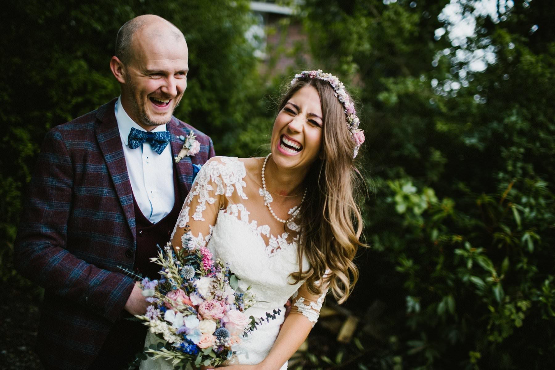 fun wedding photography northern ireland