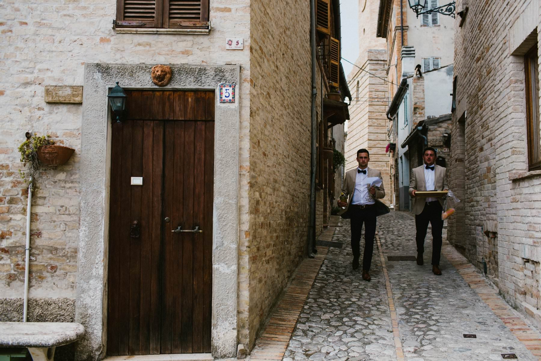 wedding abroad in italy photography