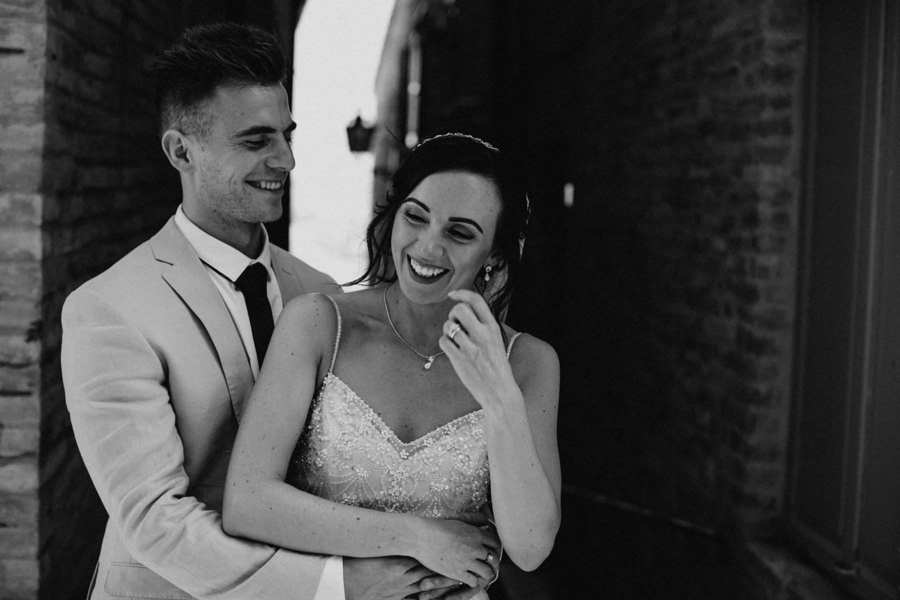 an irish destination wedding in italy