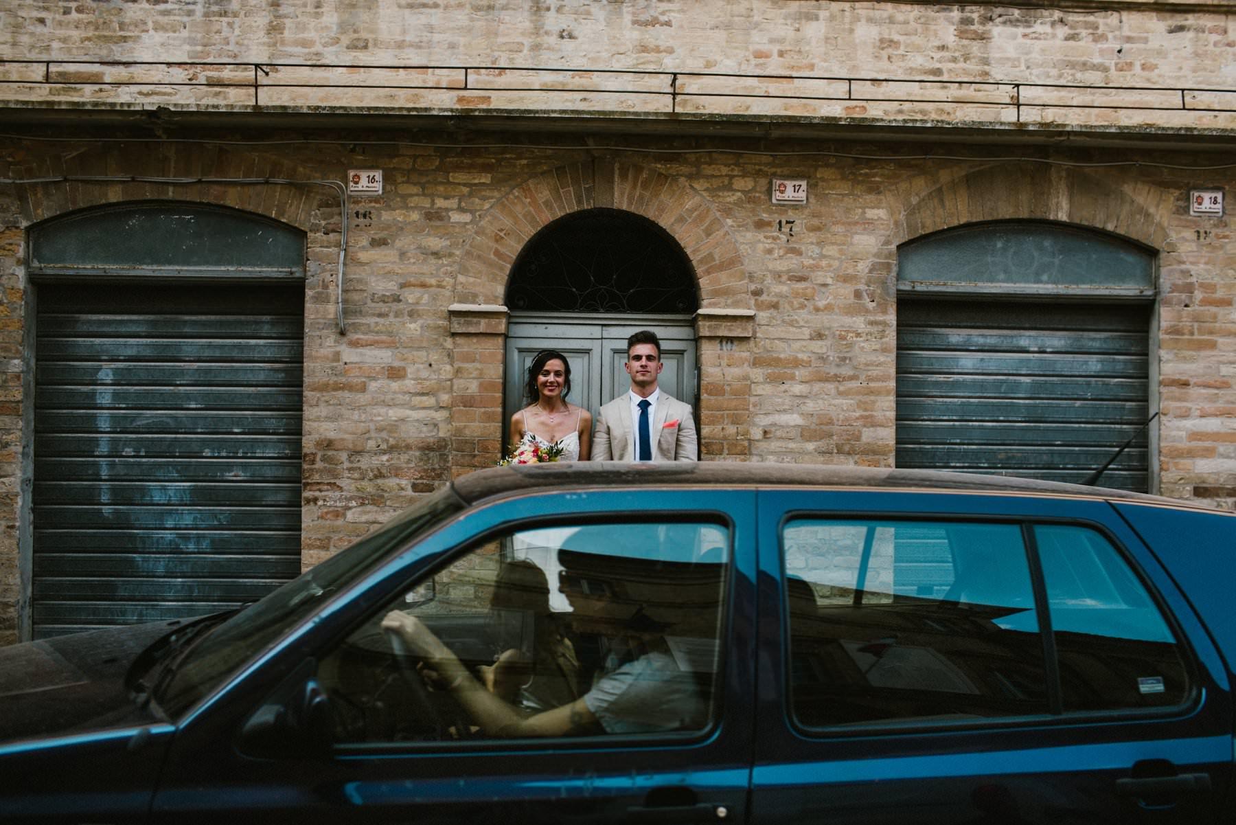 funny moment in an italian wedding