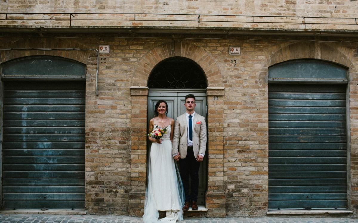 Italian Wedding Photography | Aislinn and Jason
