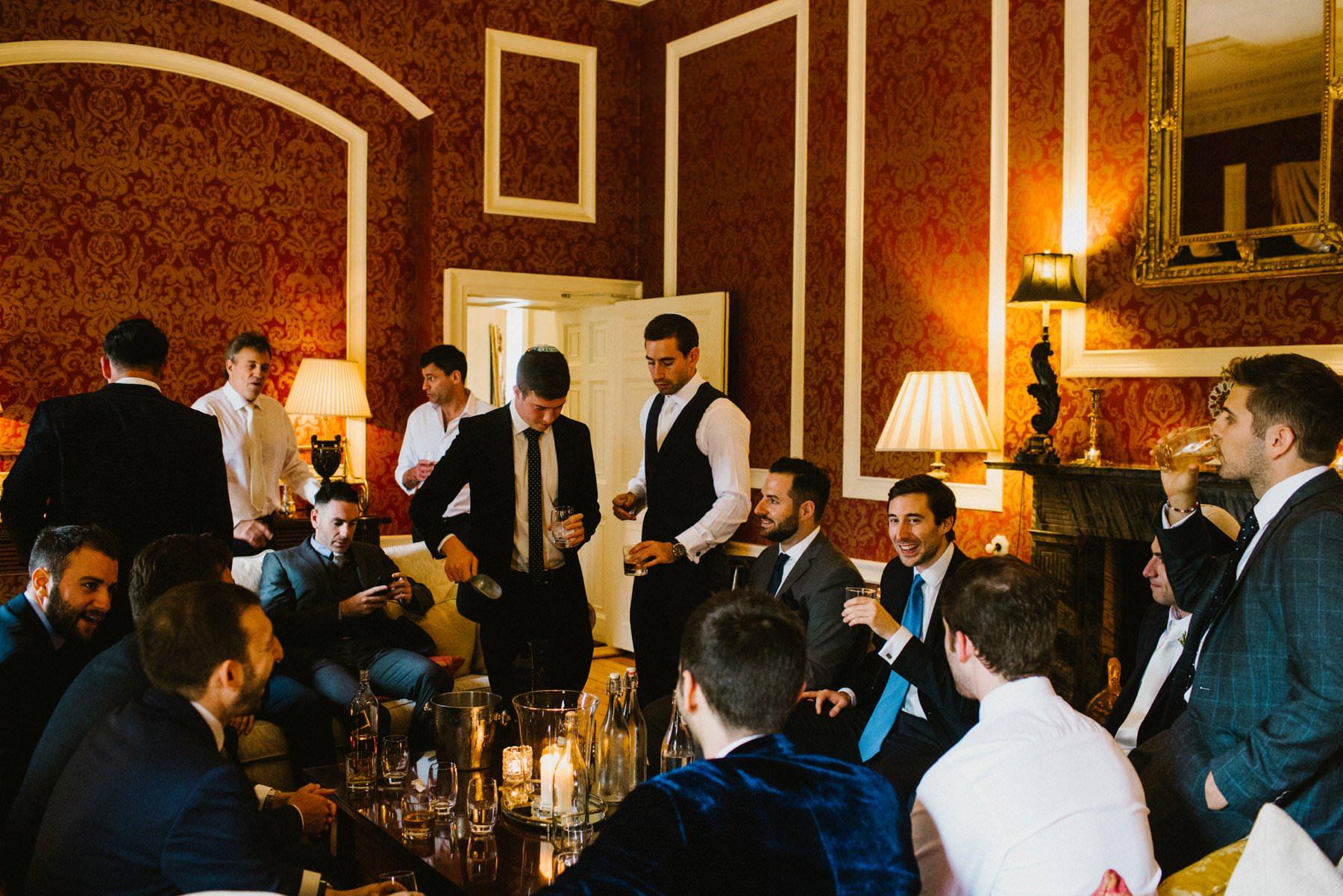 tisch jewish wedding photography ireland