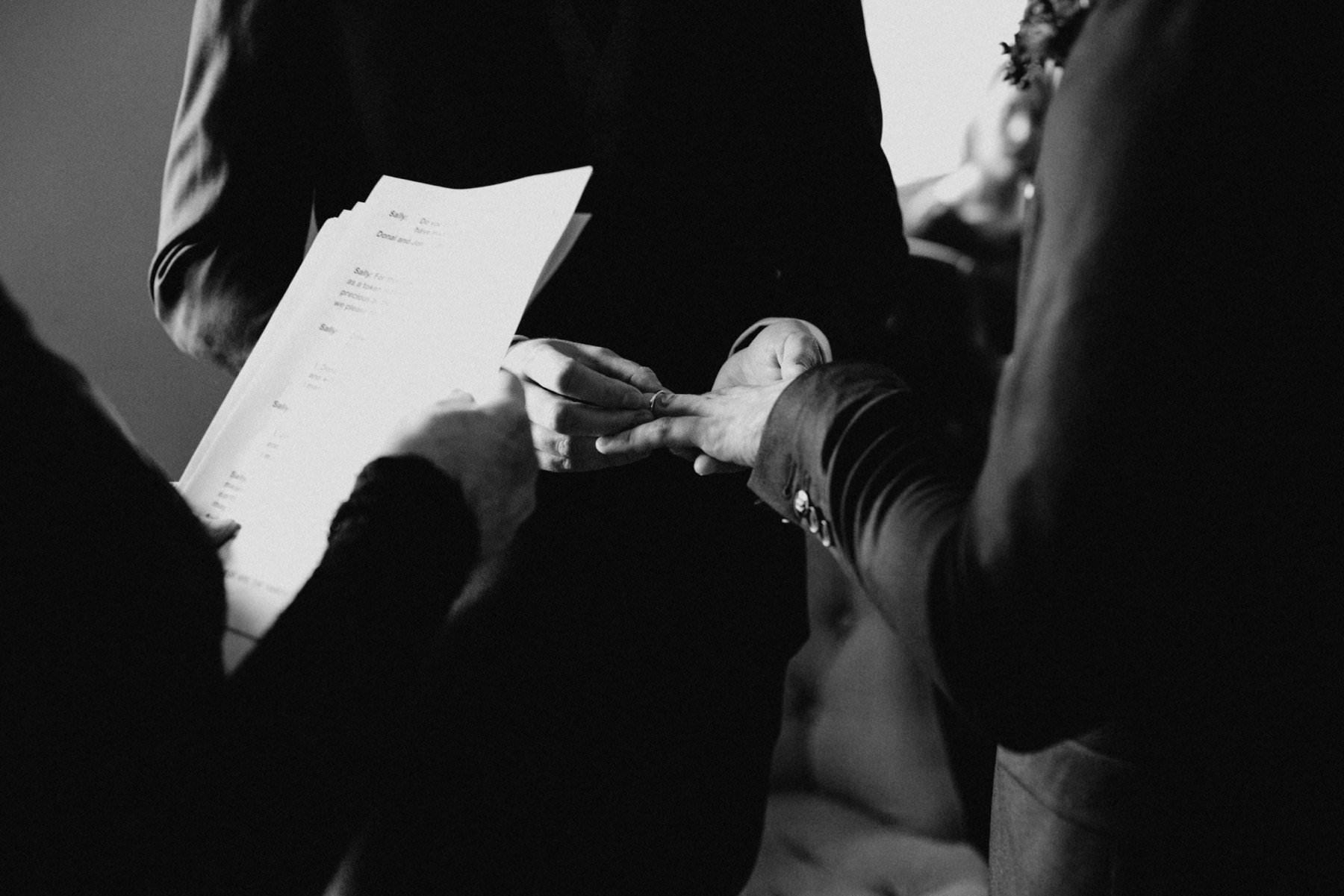 gay wedding ceremony in ireland d