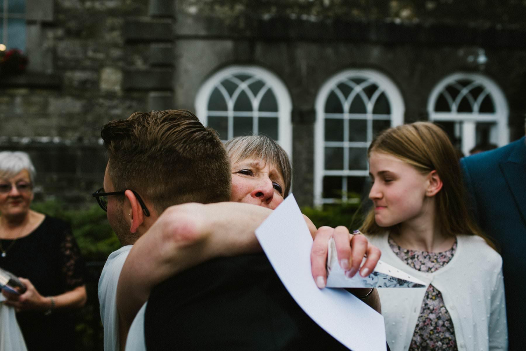 congratulations from irish wedding guest