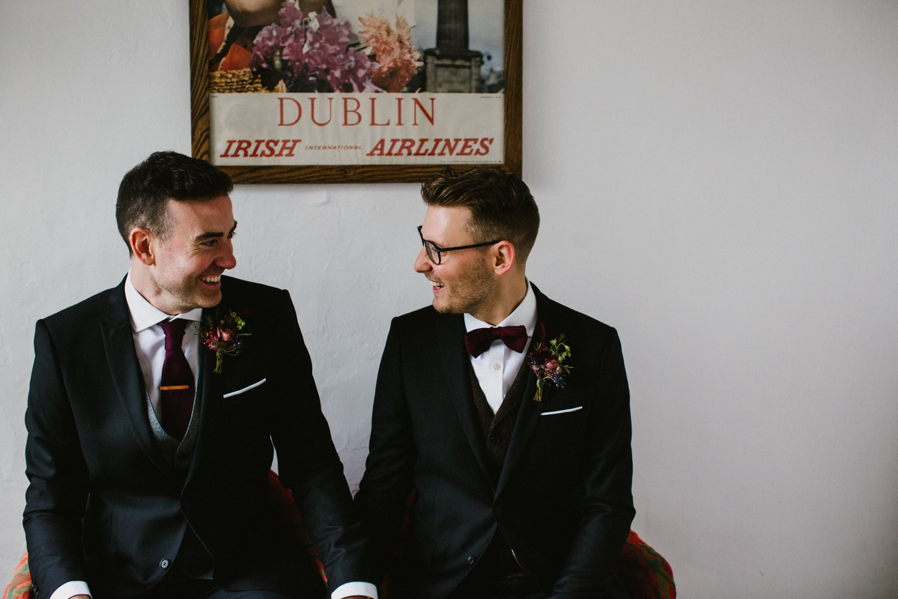 same sex wedding in ireland