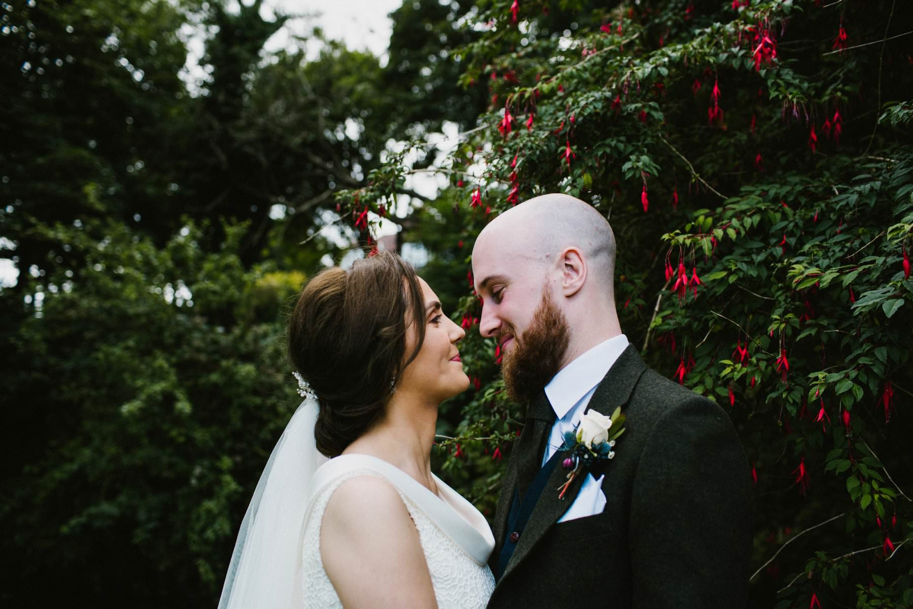 outdoor wedding photography northern ireland