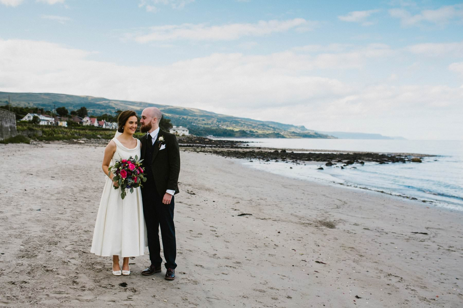 seaside wedding photographer