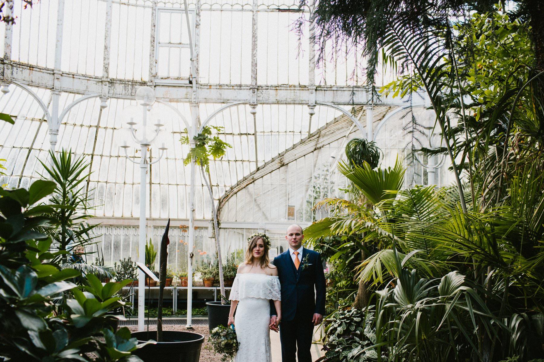 botanical wedding photography northern ireland