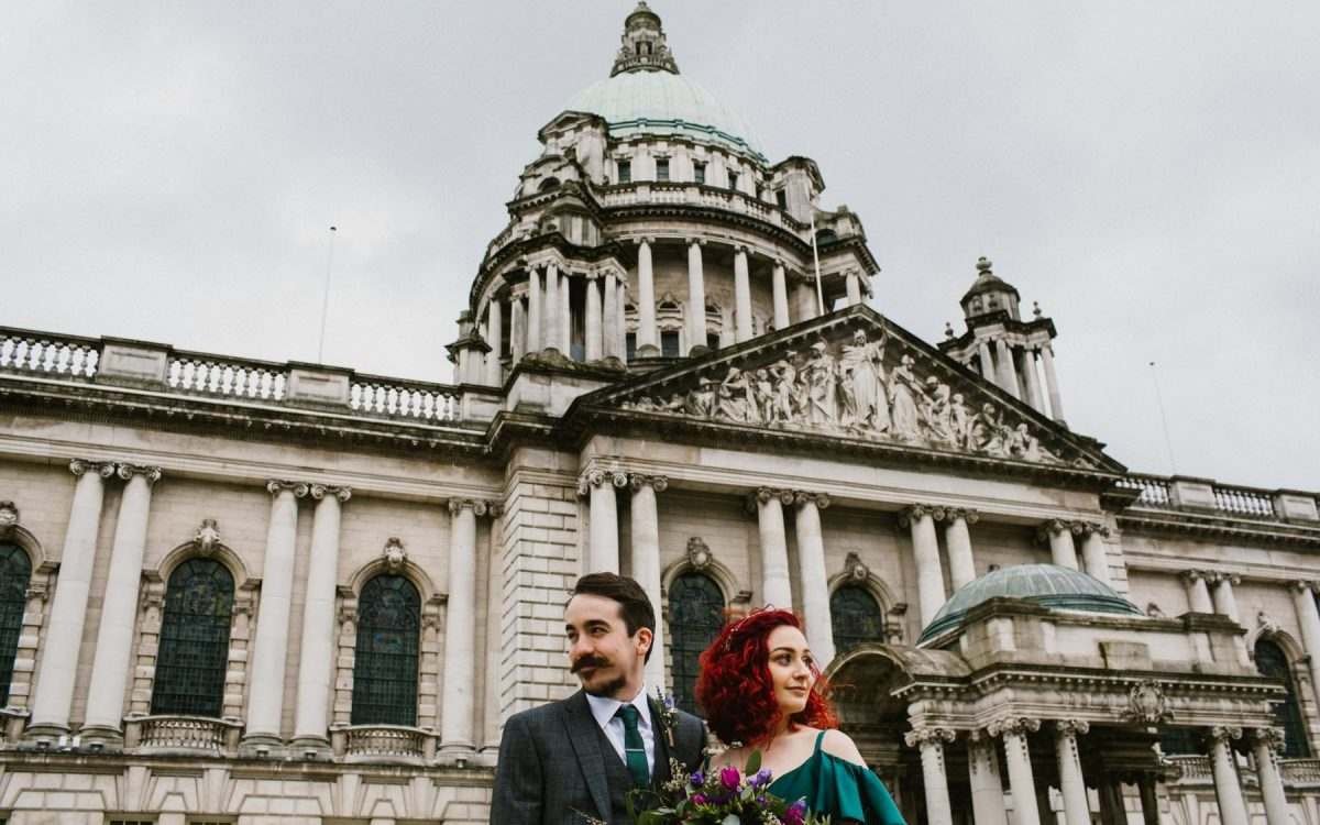 Belfast Wedding Photographer | Josh and Siobhan