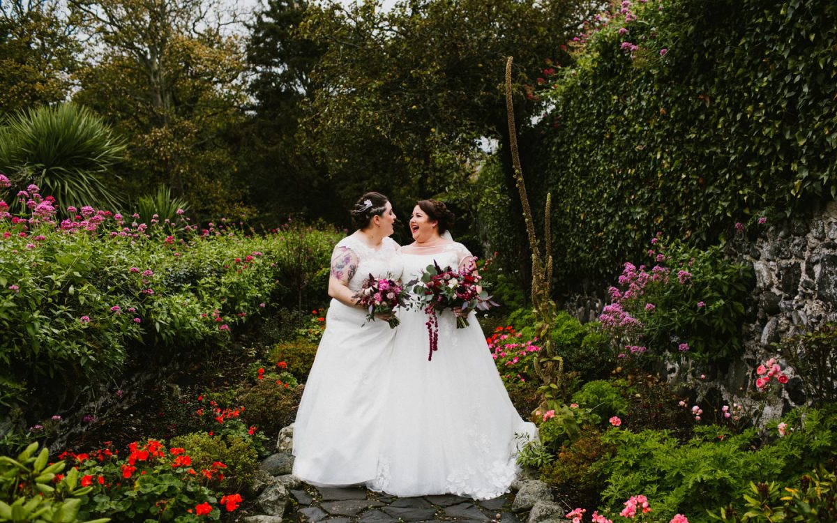 Gay Wedding Photography Northern Ireland | Laura and Jayne