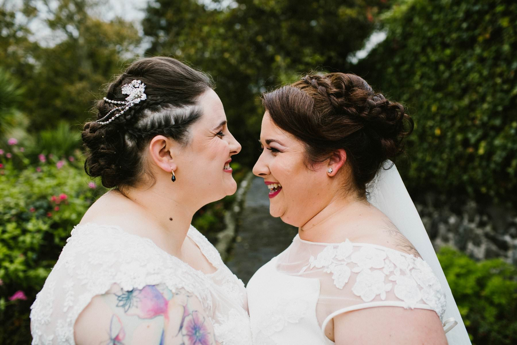 LGBT wedding photography northern ireland