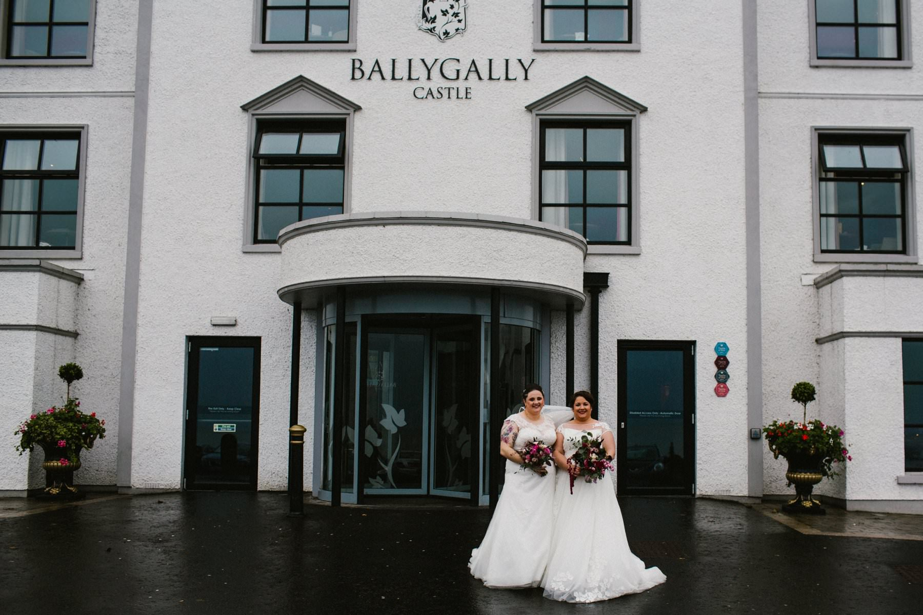 lgbt+ wedding photography northern ireland