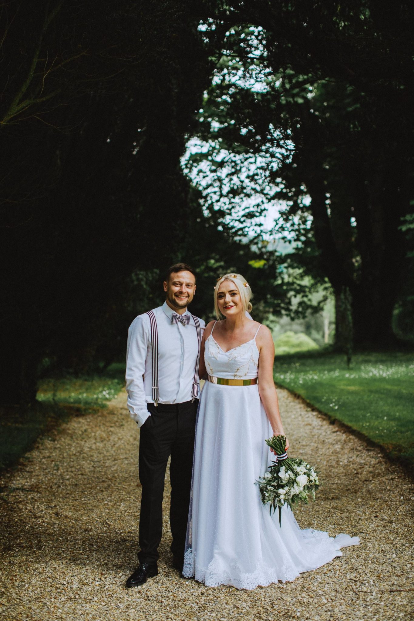 wedding photography portraits at drenagh estate northern ireland