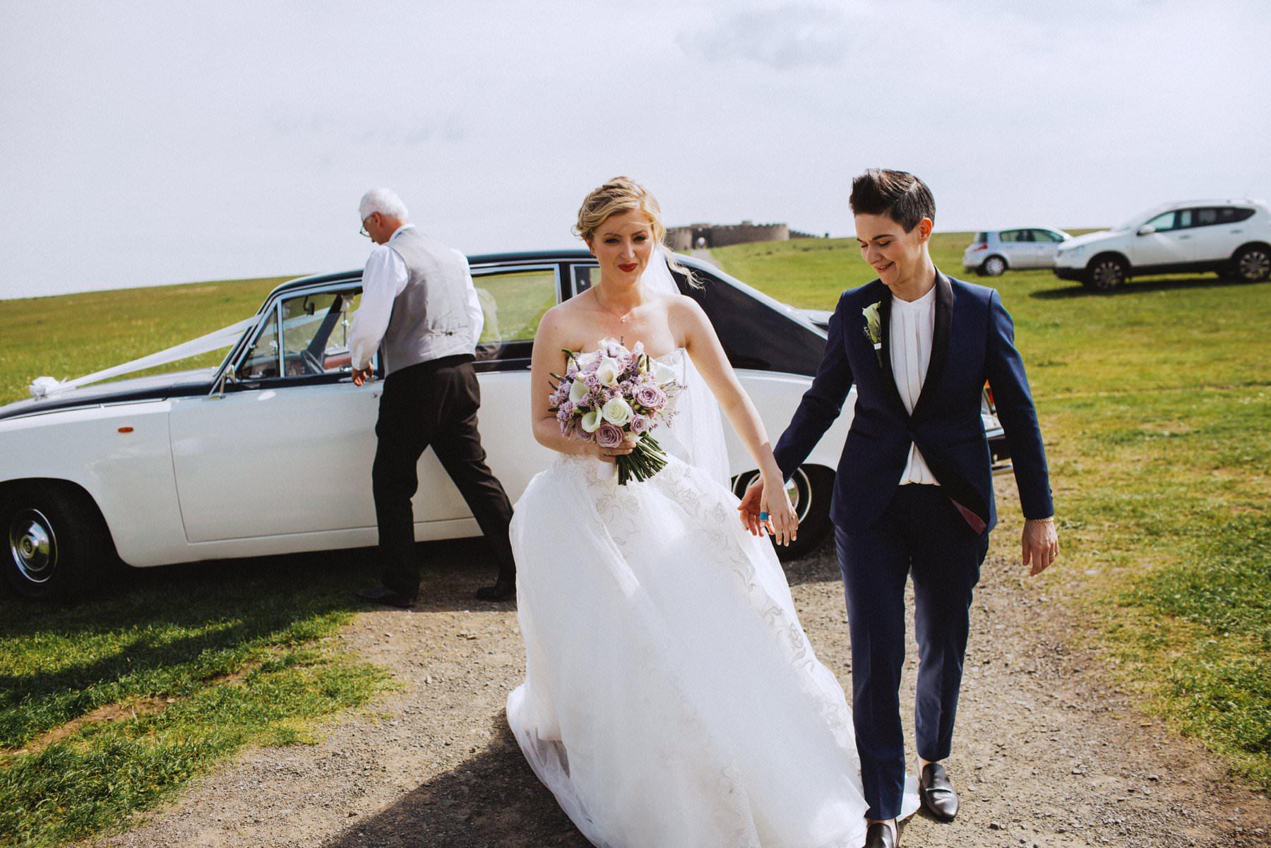 feminist wedding photographer northern ireland