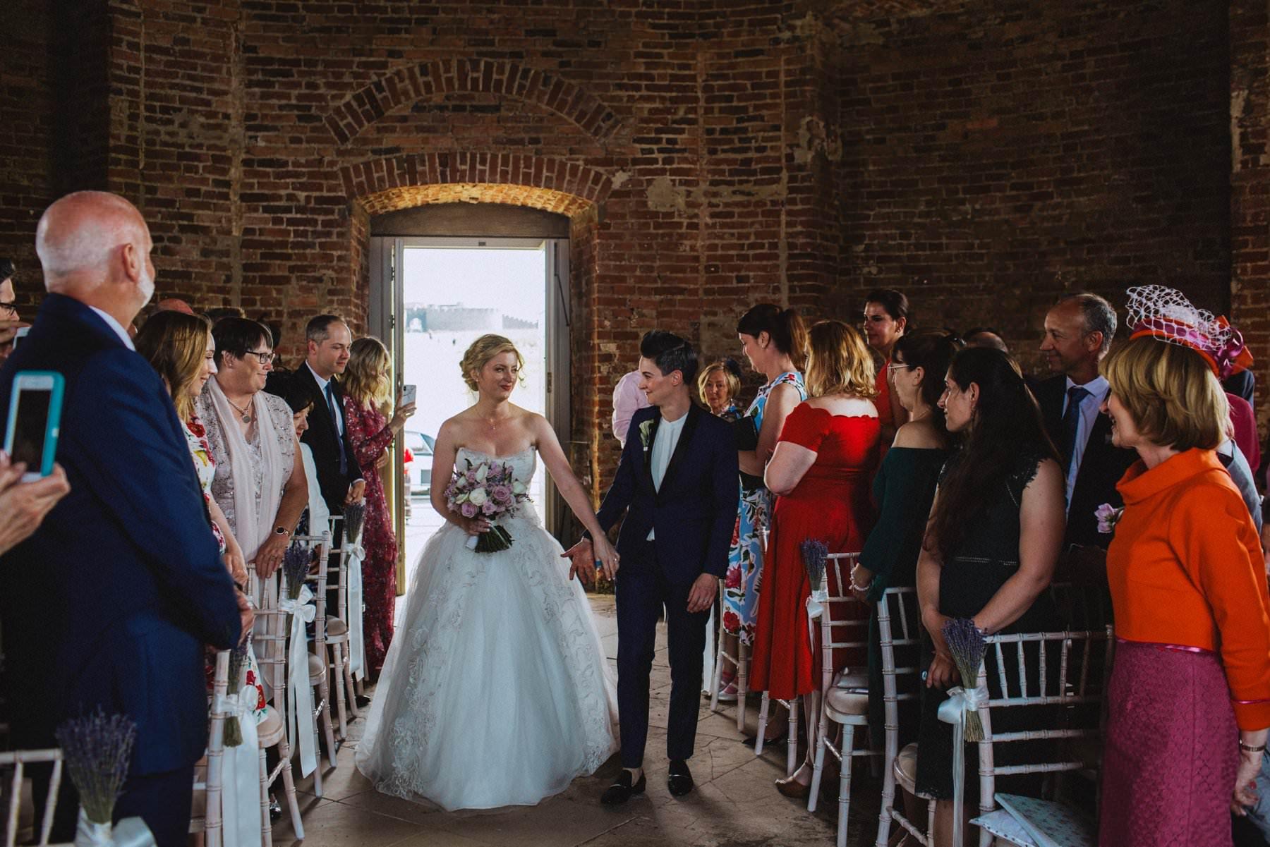 mussenden wedding ceremony