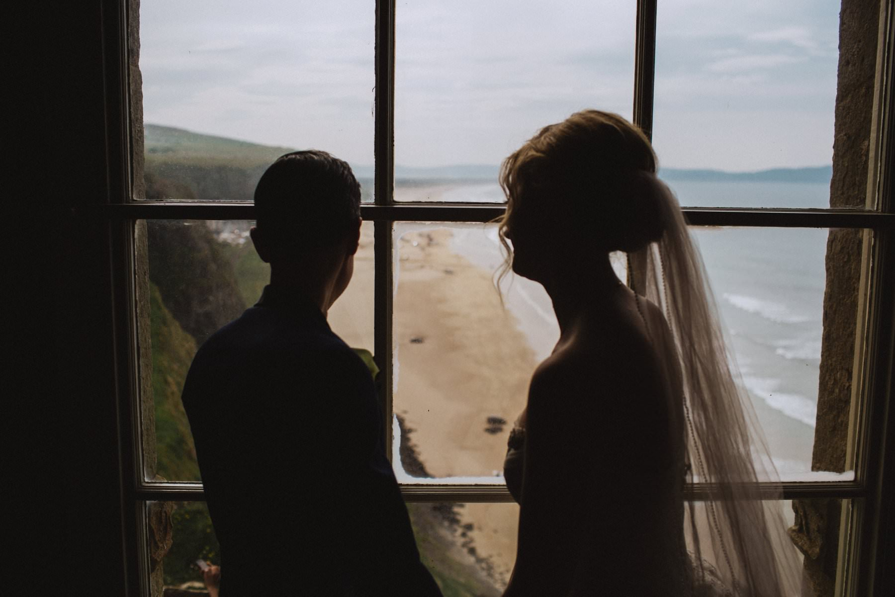 gender non conforming wedding photographer