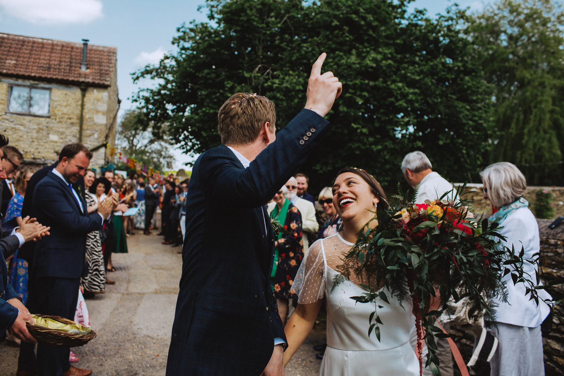 farm wedding photography bristol