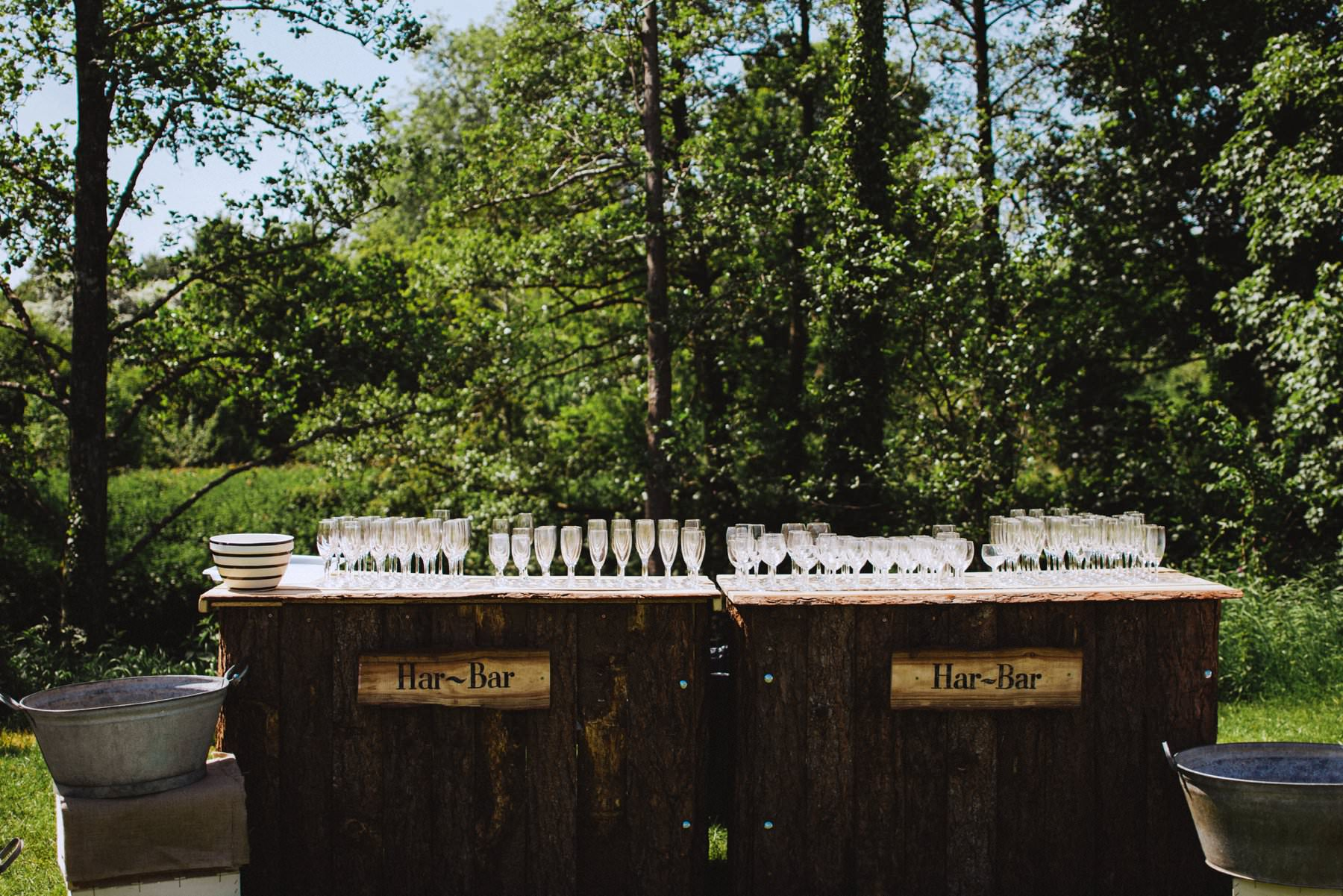 har - bar for harriet and barney outdoor wedding in the english country side