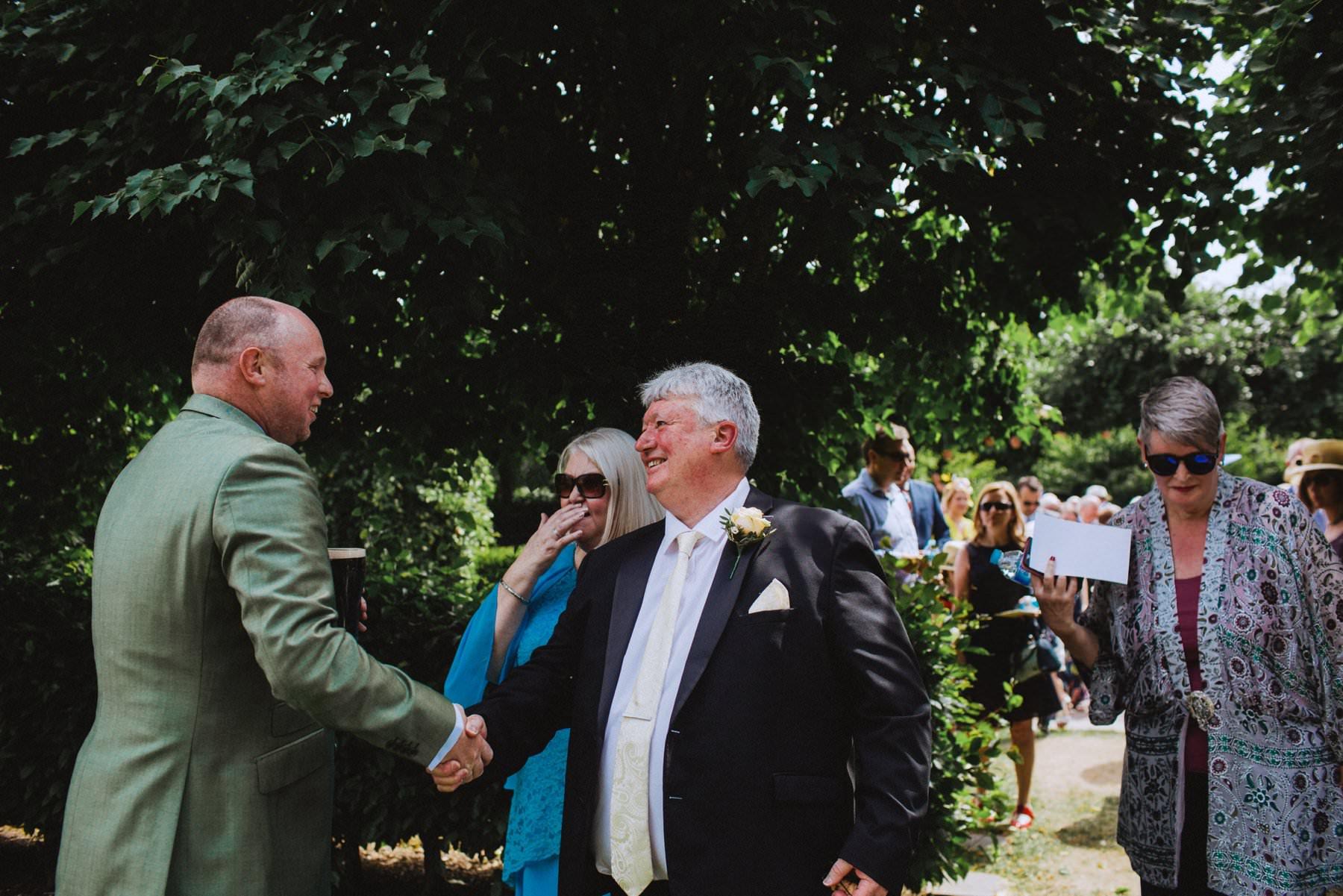 australian irish wedding at larchfield estate northern ireland